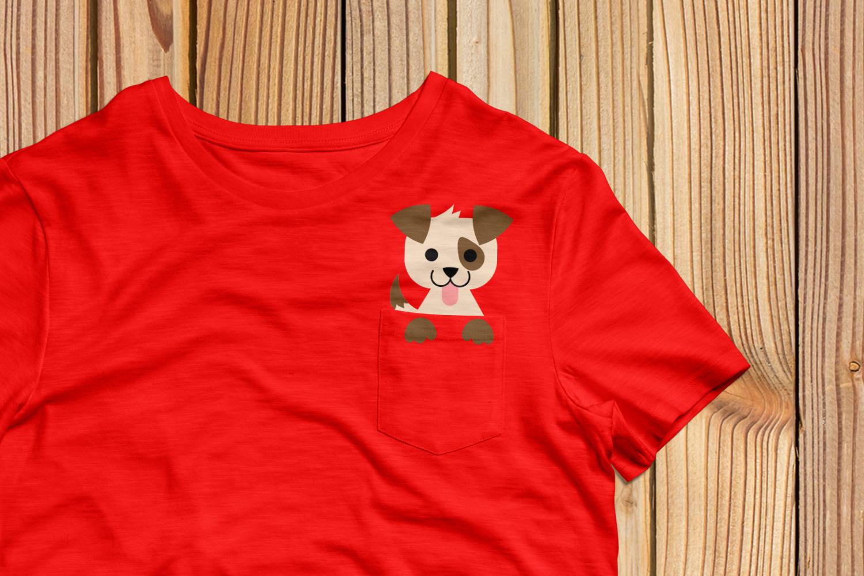 Pocket Dog Svg Png Dxf By Risa Rocks It Thehungryjpeg Com