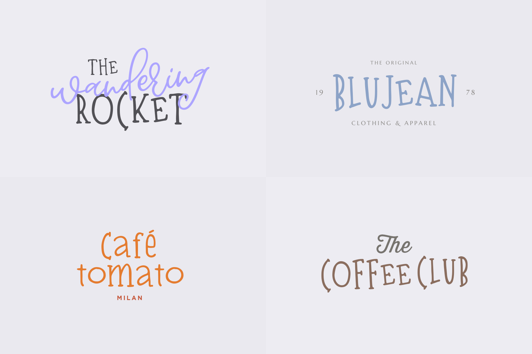 Bisquit A Quirky Serif By Ayca Atalay Creative Thehungryjpeg Com