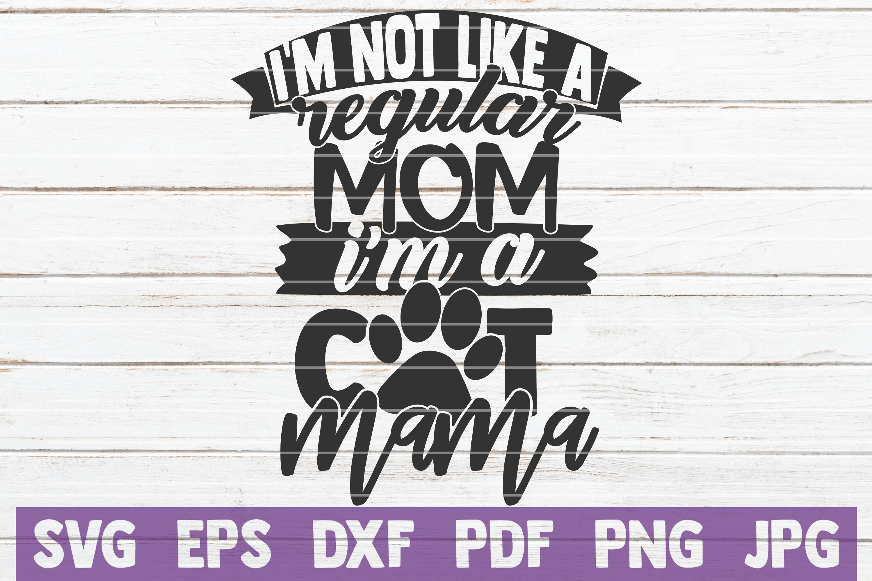 Pet Mom Svg Bundle Cat Dog Mom Svg Cut Files By