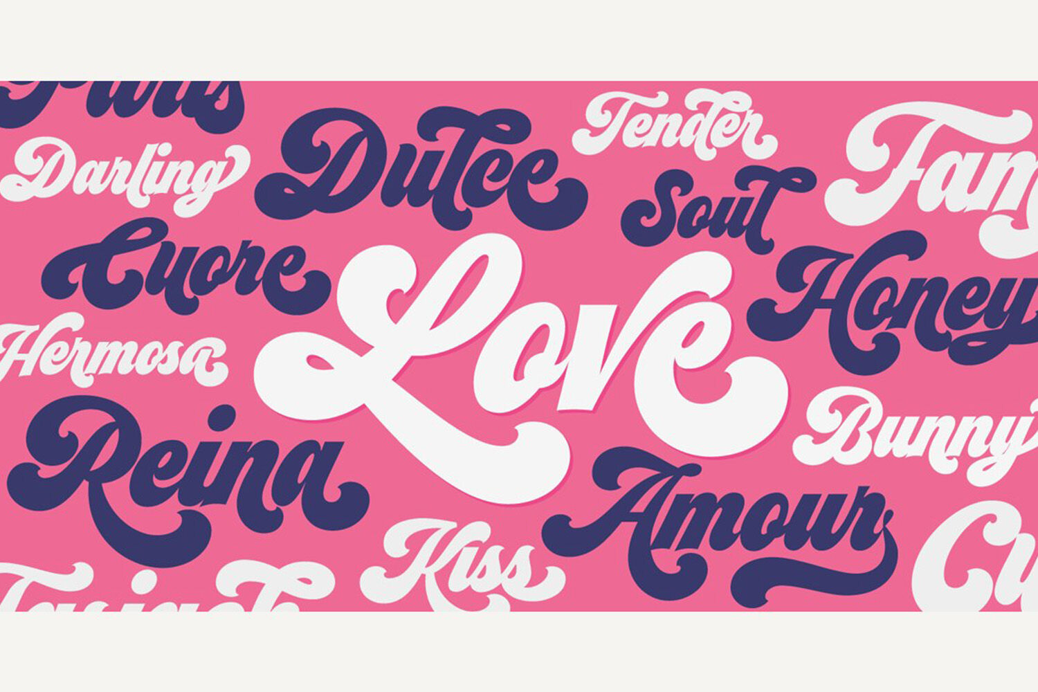 Seventies Font By Lian Types Thehungryjpeg Com