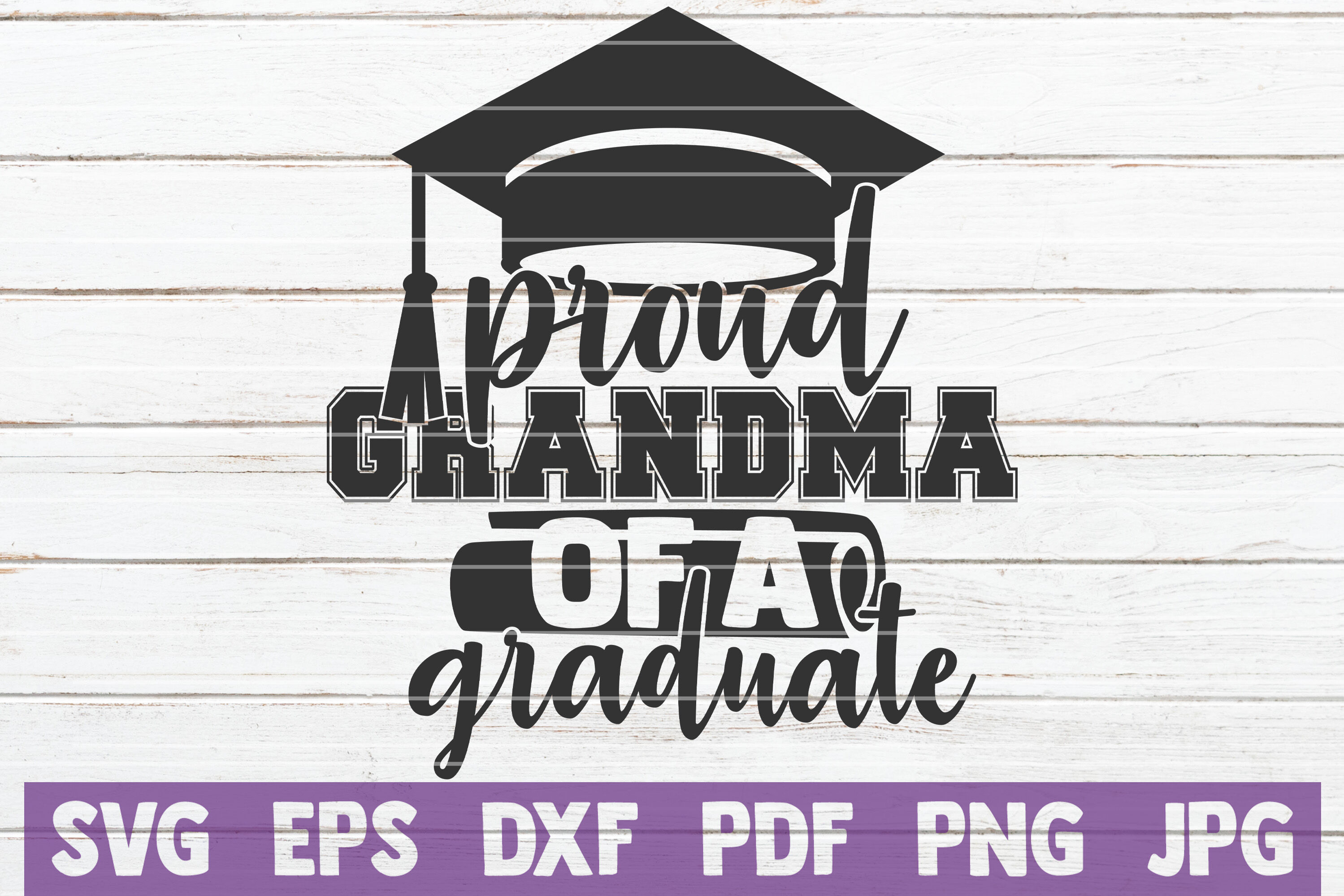 Proud Family Of A Graduate Svg Bundle Graduation Svg Cut Files