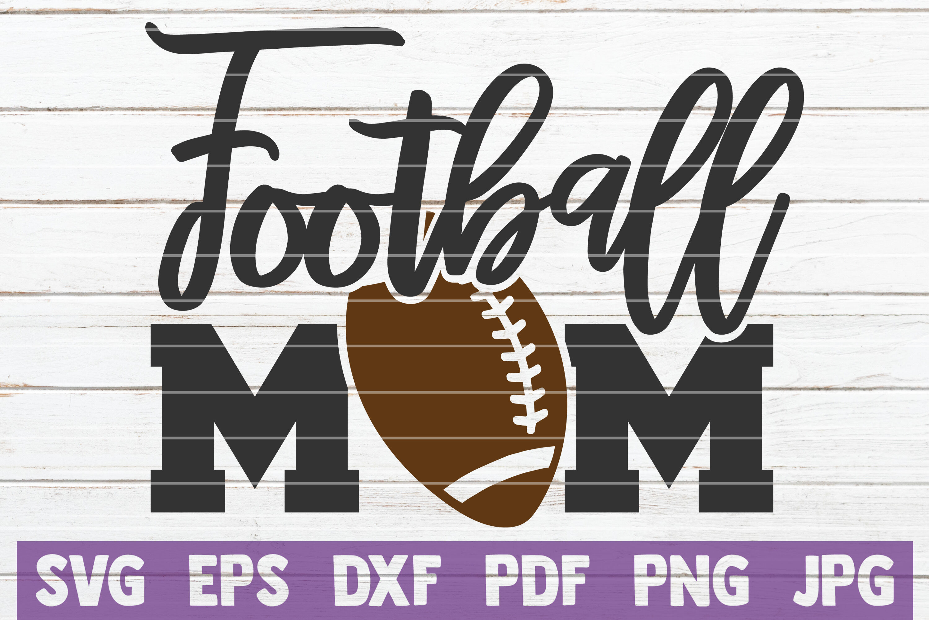 Football Mom Svg Bundle Svg Cut Files By Mintymarshmallows