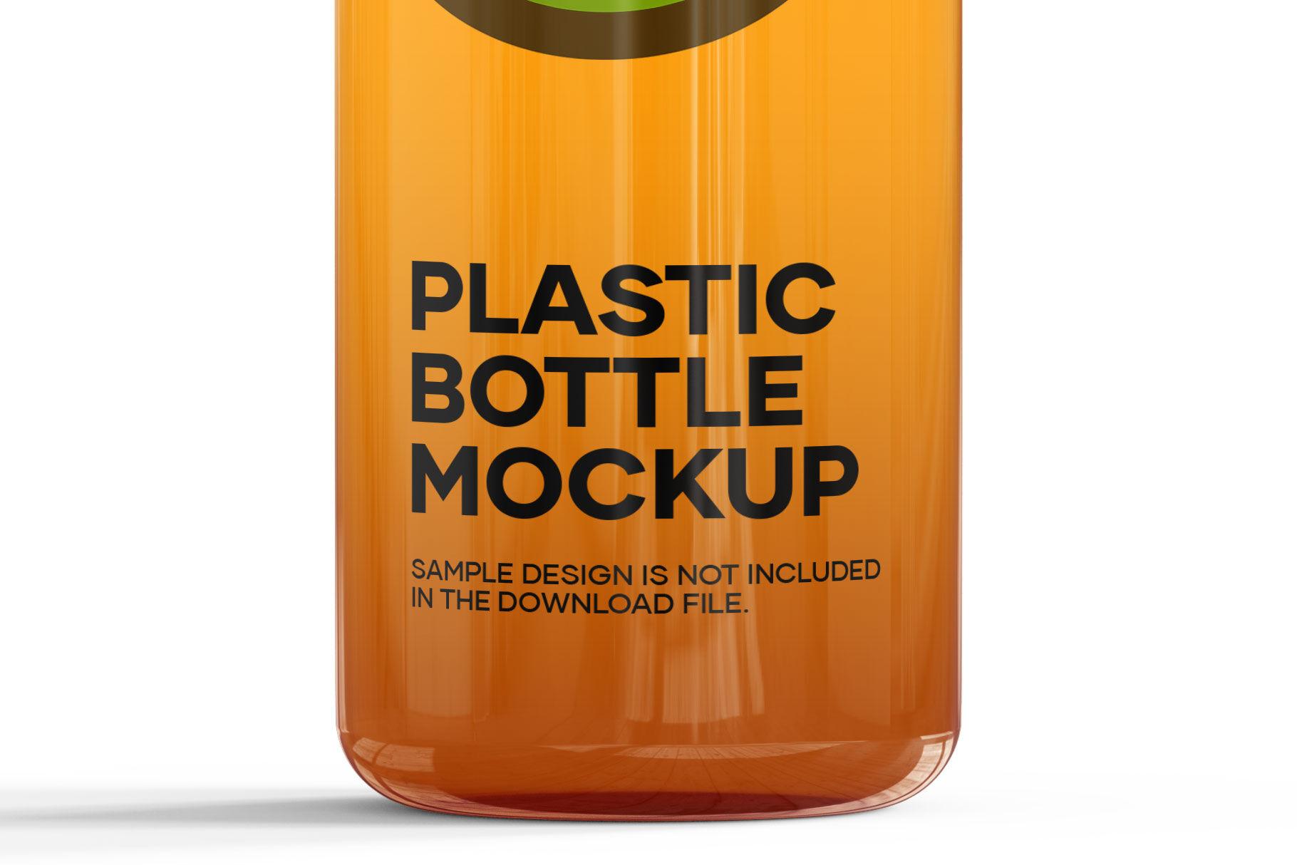 Frosted Dark Amber Glass Dropper Bottle Mockup