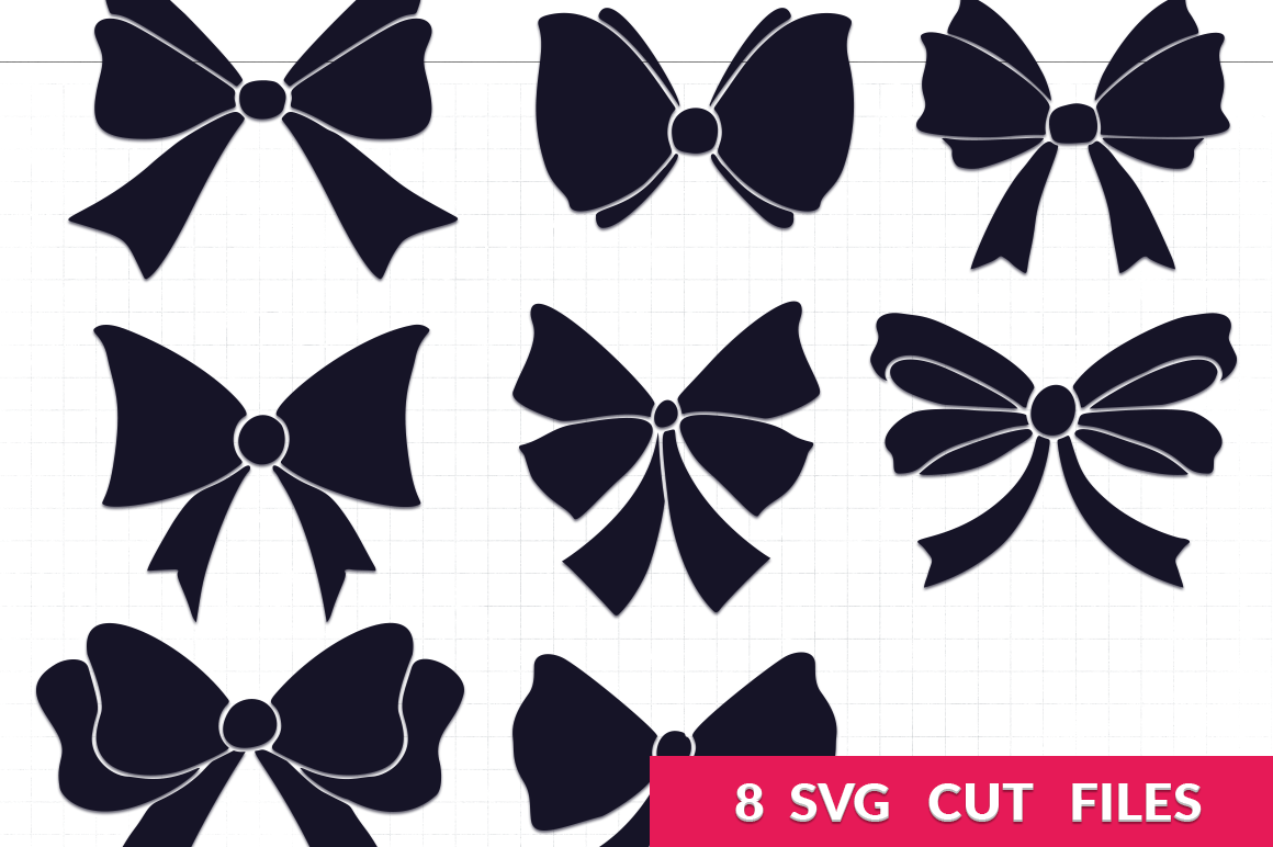 Ribbons Svg Collection By Craft N Cuts Thehungryjpeg Com