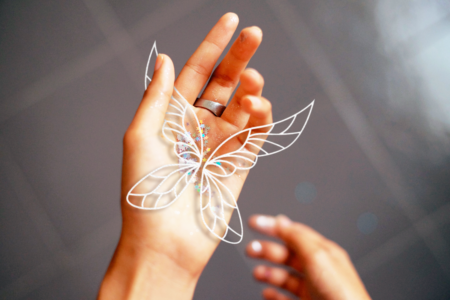 Fairy Wings Svg Png Dxf By Designed By Geeks Thehungryjpeg Com
