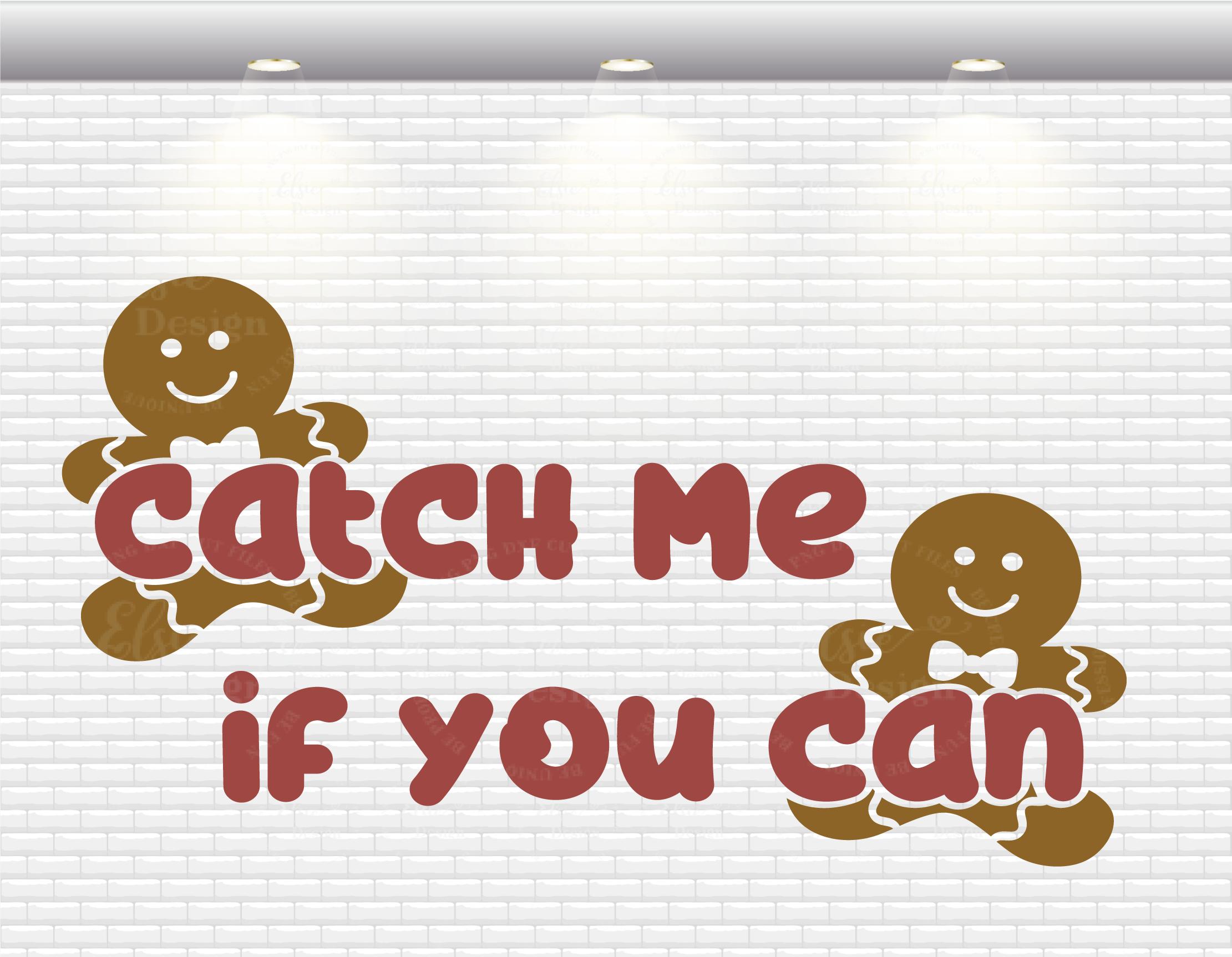 Funny Gingerbread Man Svg Bundle By Elsielovesdesign