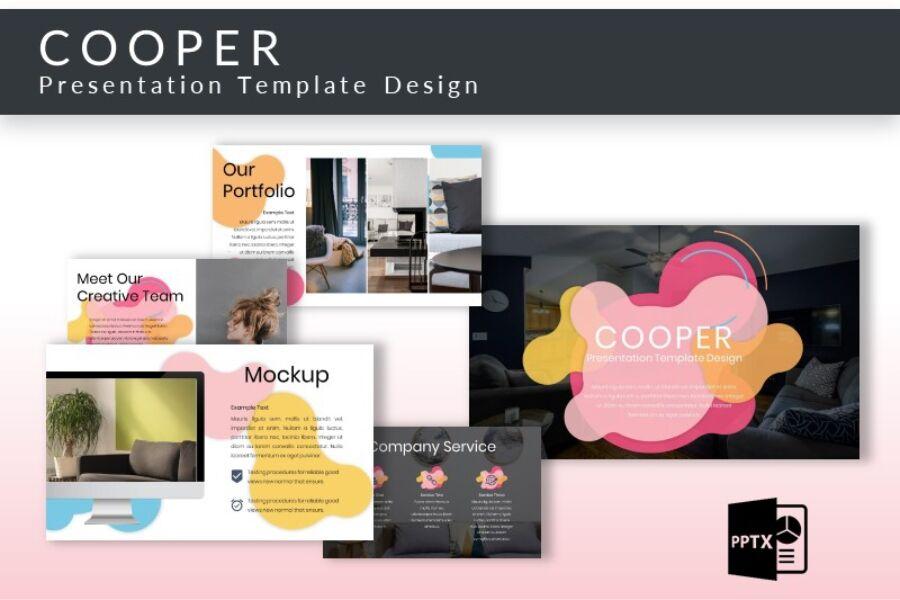 Cooper Powerpoint Presentation Template By Art Dreamer