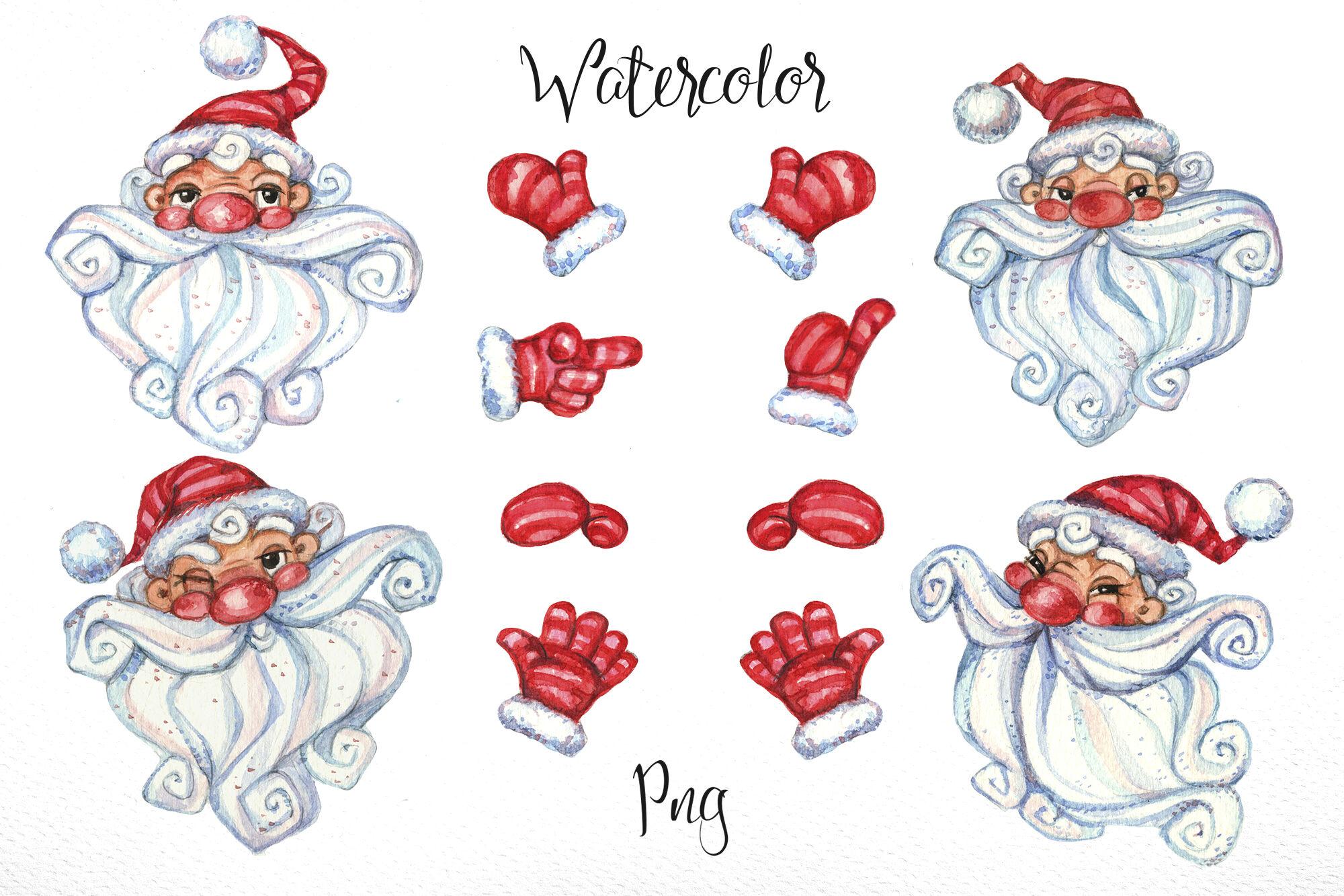 Merry Christmas By Olgagriga Art Thehungryjpeg Com