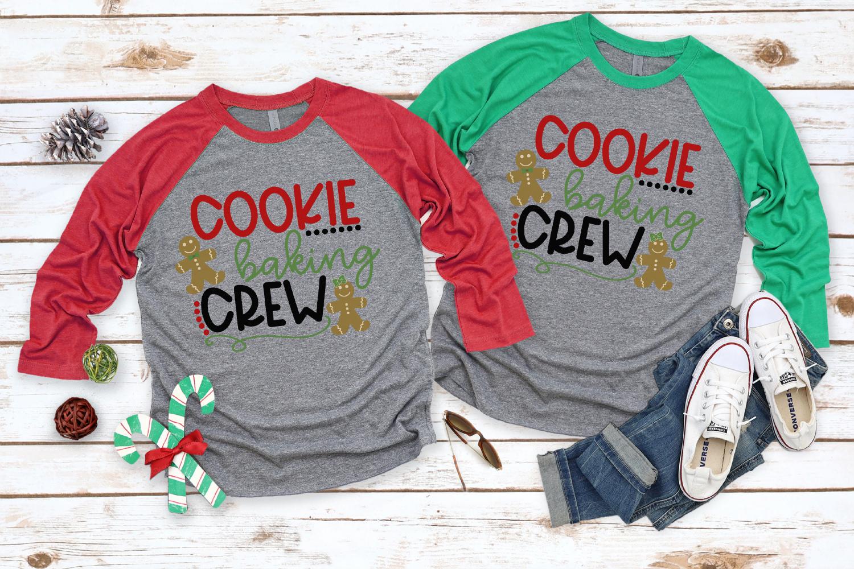 Get Cookie Baking Crew Svg Free JPG