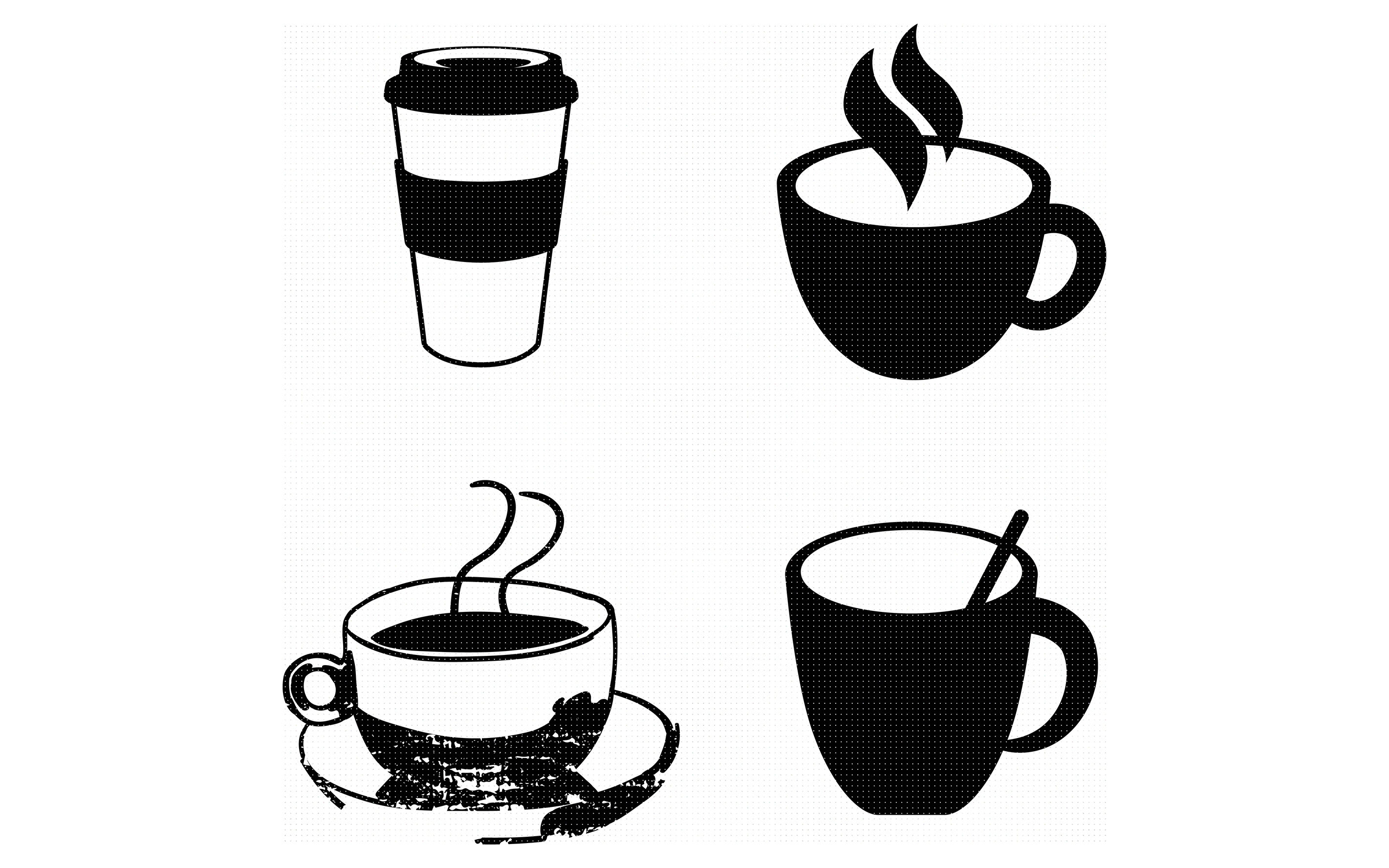 Coffee Cup Svg Files