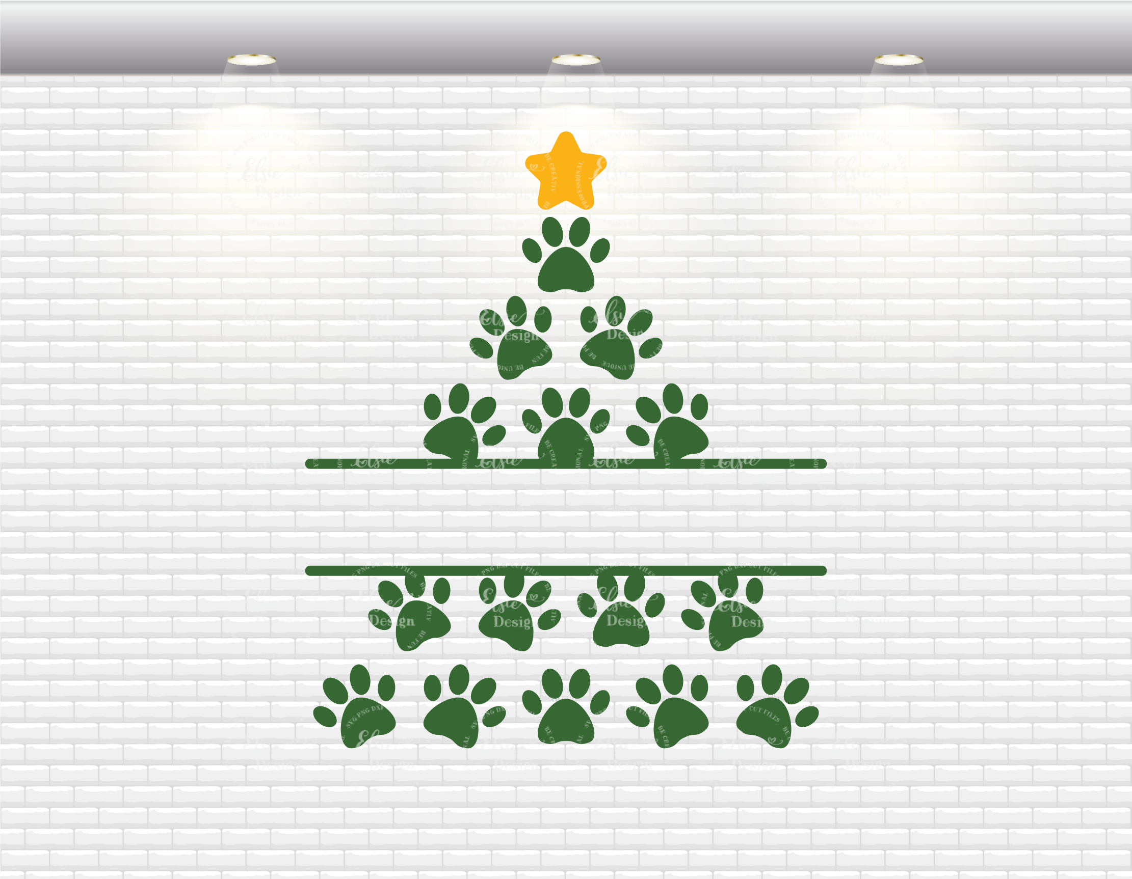 Dog Paw Christmas Svg By Elsielovesdesign Thehungryjpeg Com The pnghost database contains over 22 million free to download transparent png images. dog paw christmas svg by