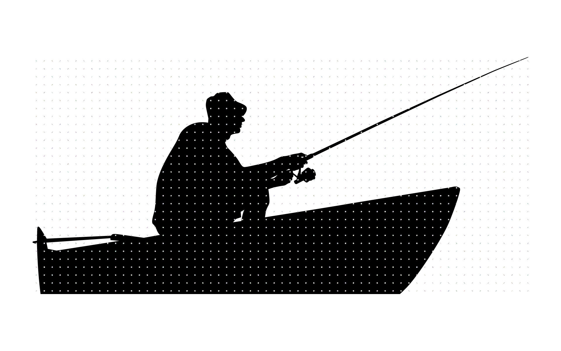 Fisherman On A Boat Svg Dxf Vector Eps Clipart Cricut Download By Crafteroks Thehungryjpeg Com