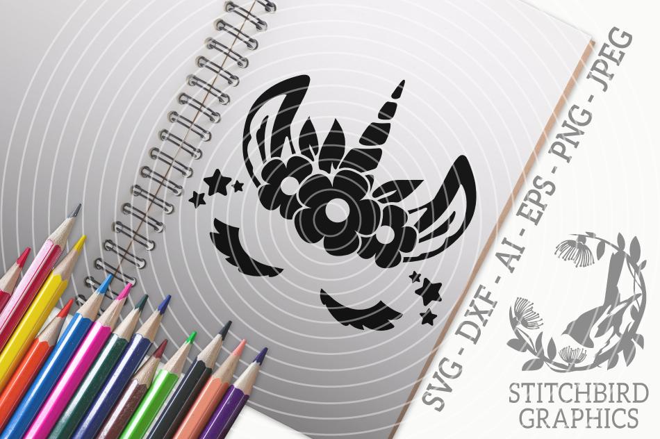 Unicorn Eyelashes 1 Svg Silhouette Studio Cricut Eps Dxf Ai