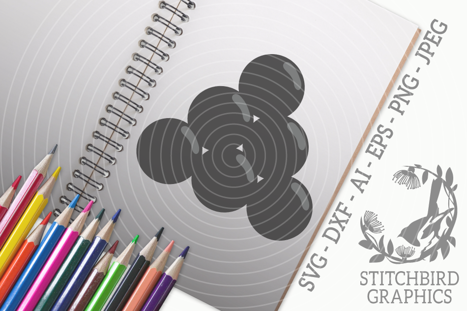 Cannon Balls Svg Silhouette Studio Cricut Eps Dxf Ai By