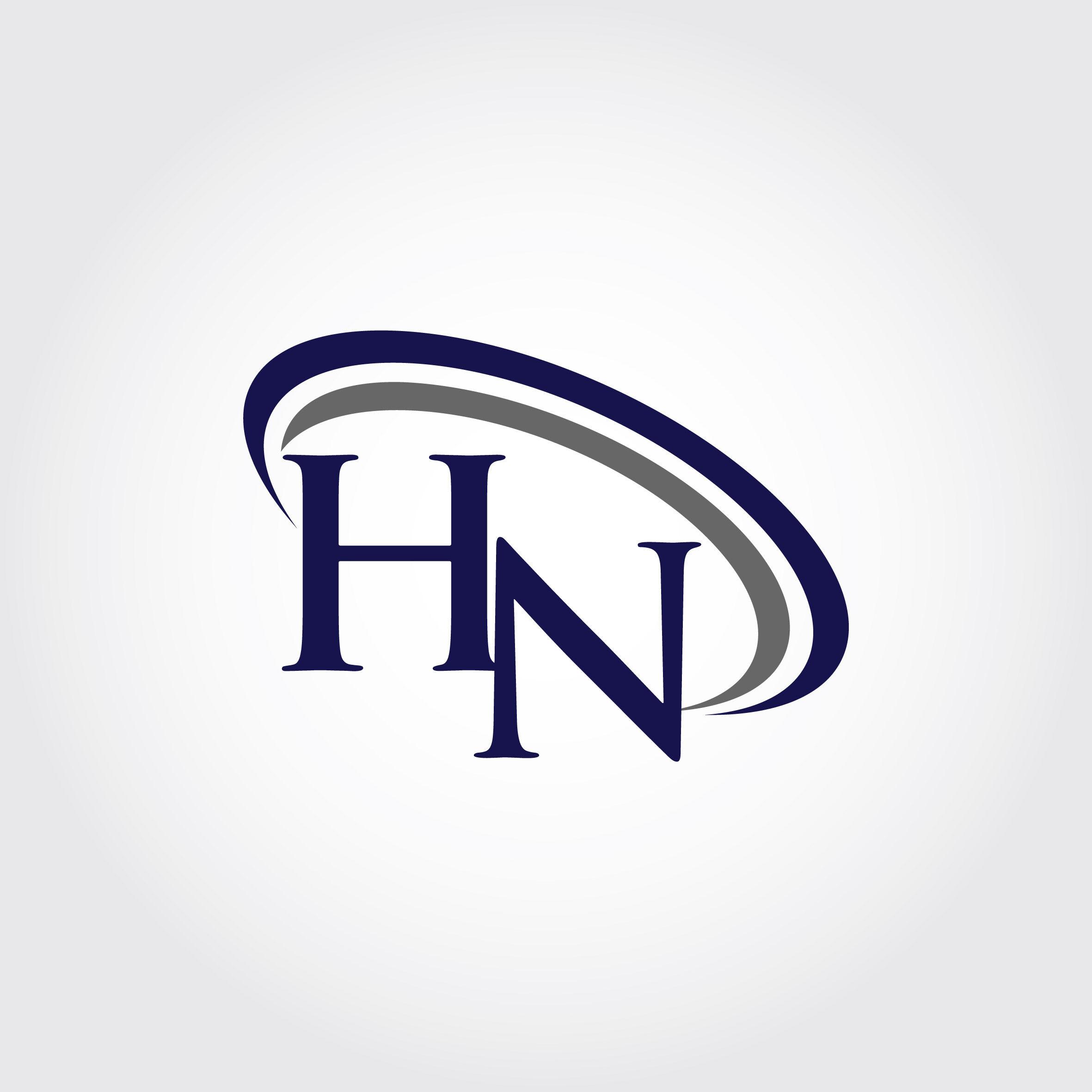 HN | Initials logo design, Minimal logos inspiration
