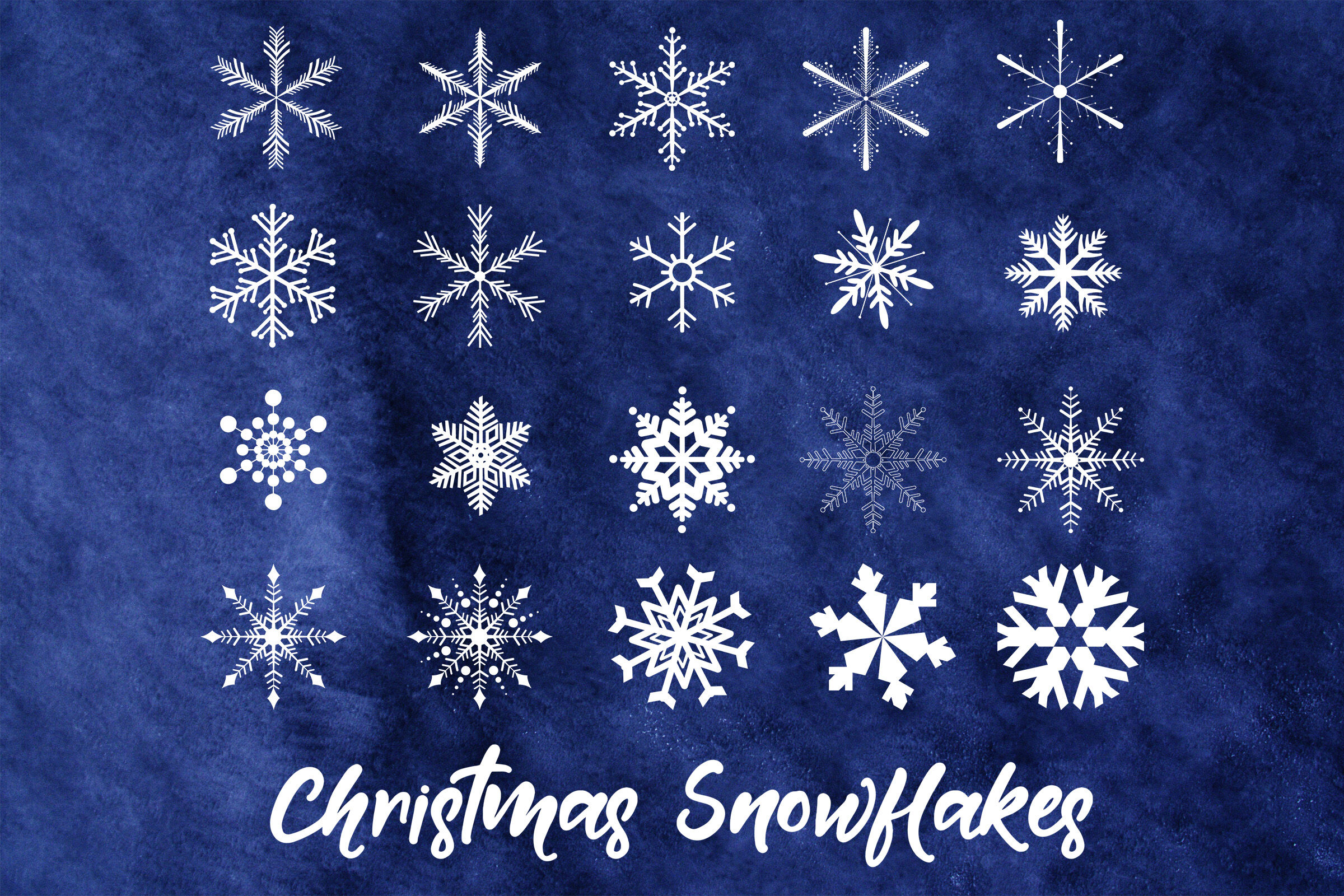 Christmas Snowflakes Clip Art 20 Snowflake Images By North Sea