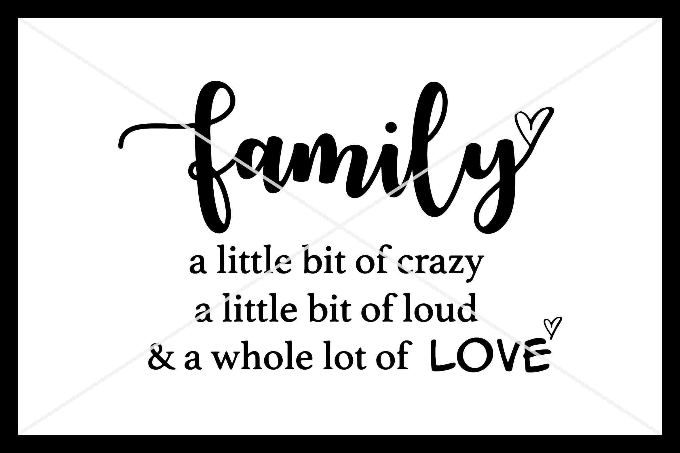 Family Svg Love Svg Instant Download Cricut Cut File By Design