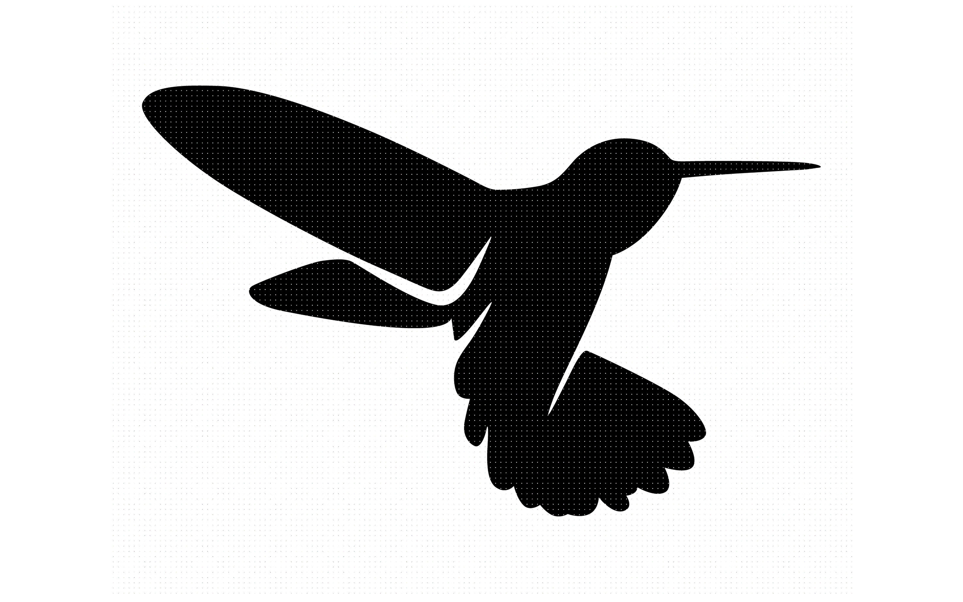 Hummingbird Svg Dxf Png Eps Cricut Silhouette Cut File