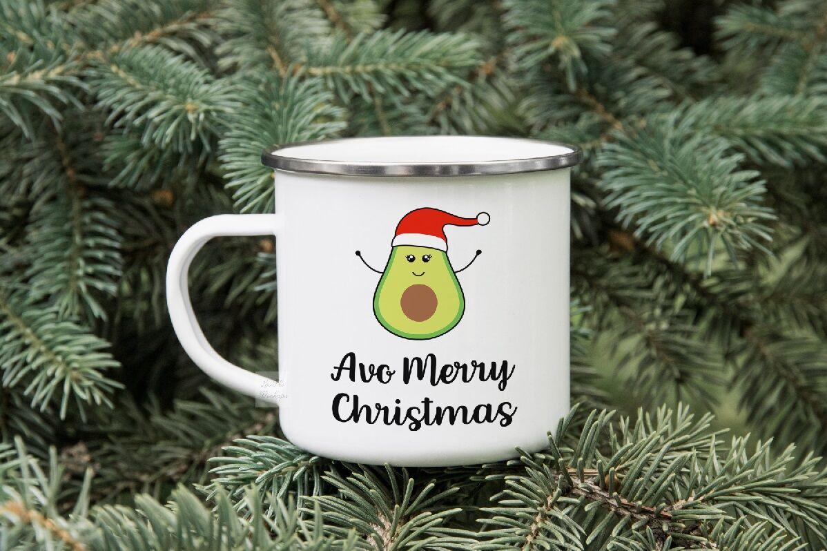 Free Psd Christmas Mockup