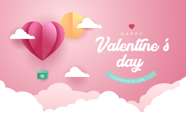 Valentine S Day Web Banner By Fatihstudio Thehungryjpeg Com