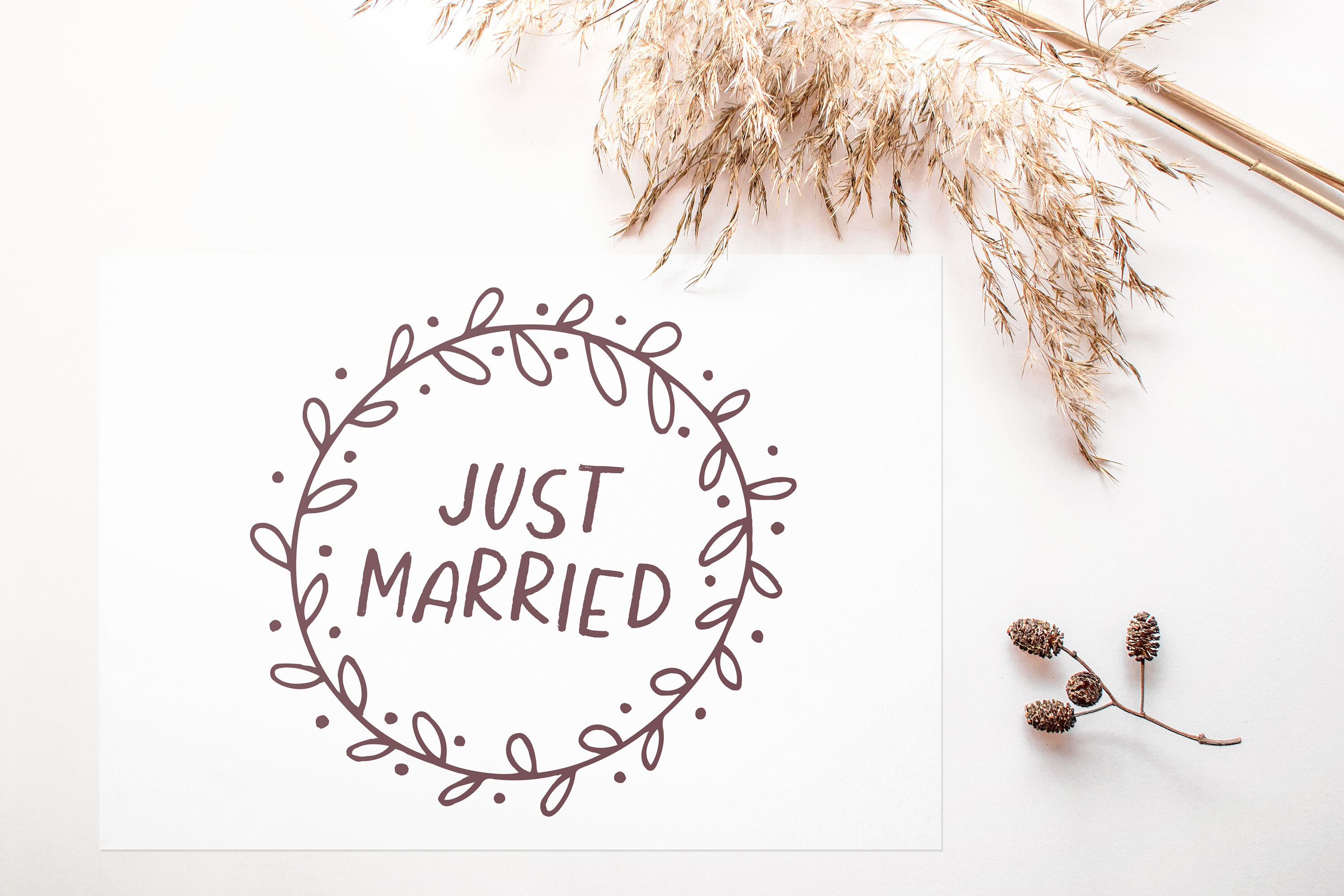 Wedding Lettering Quotes By Lovink Thehungryjpeg Com