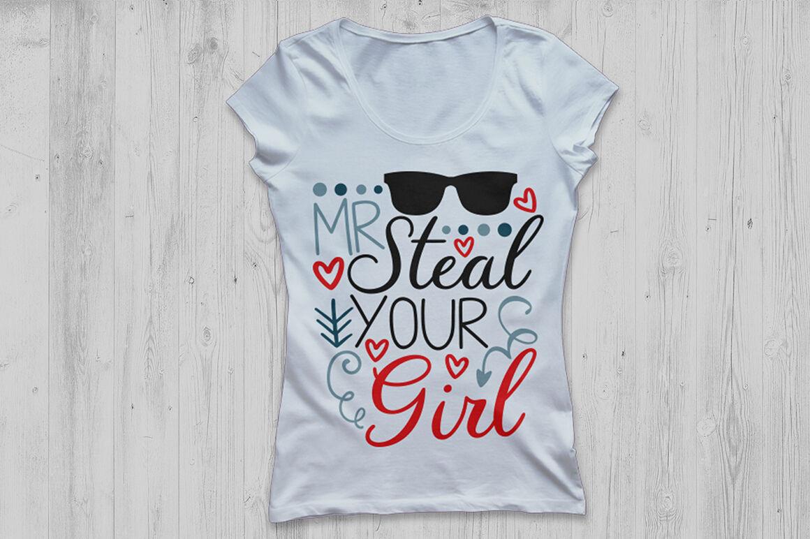 Mr Steal Your Girl Svg Baby Boy Svg Funny Kids Svg Boys