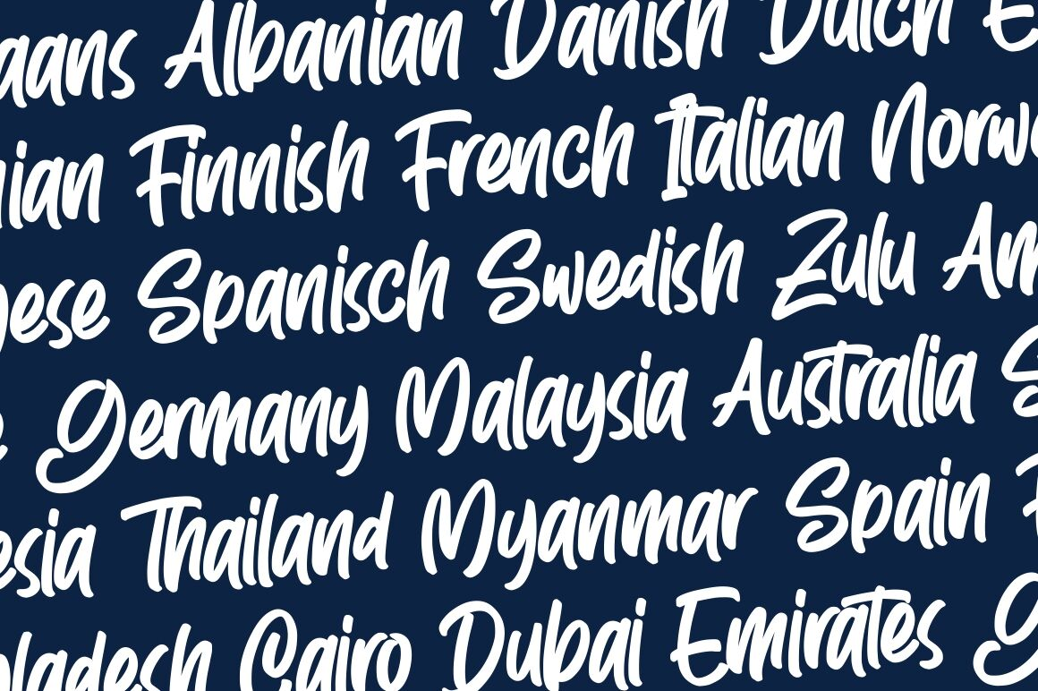 Rezpector Stylish Display Font By Garisman Studio
