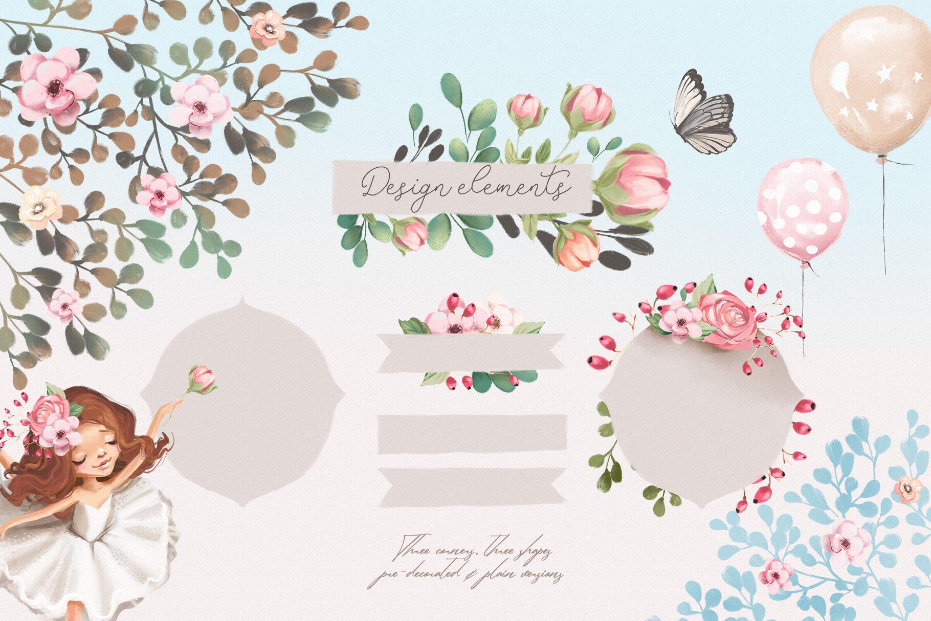 Pretty Tutus By Anna S Creations Thehungryjpeg Com