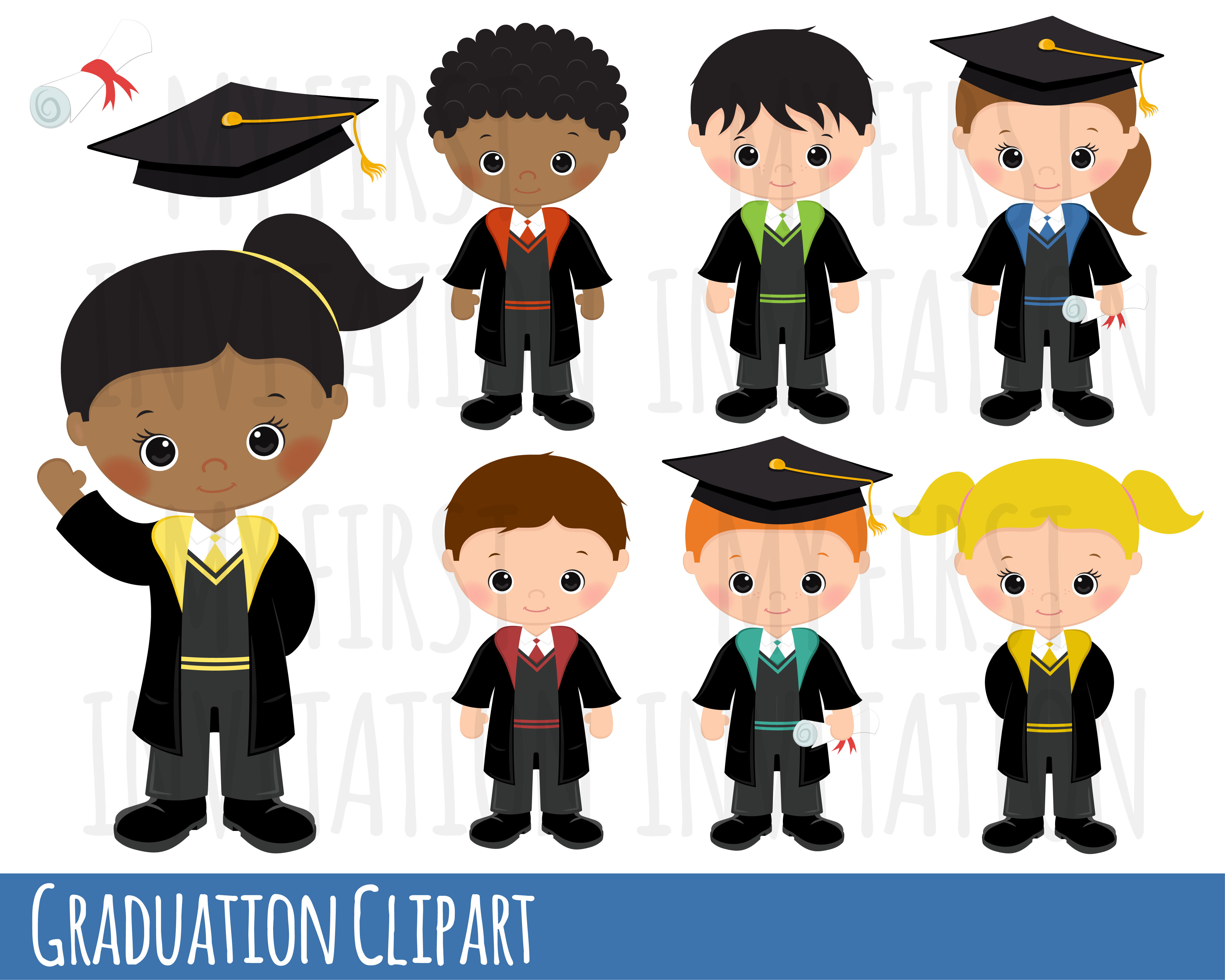 Graduation Clipart Graduate Clipart Graduation Graphics By My