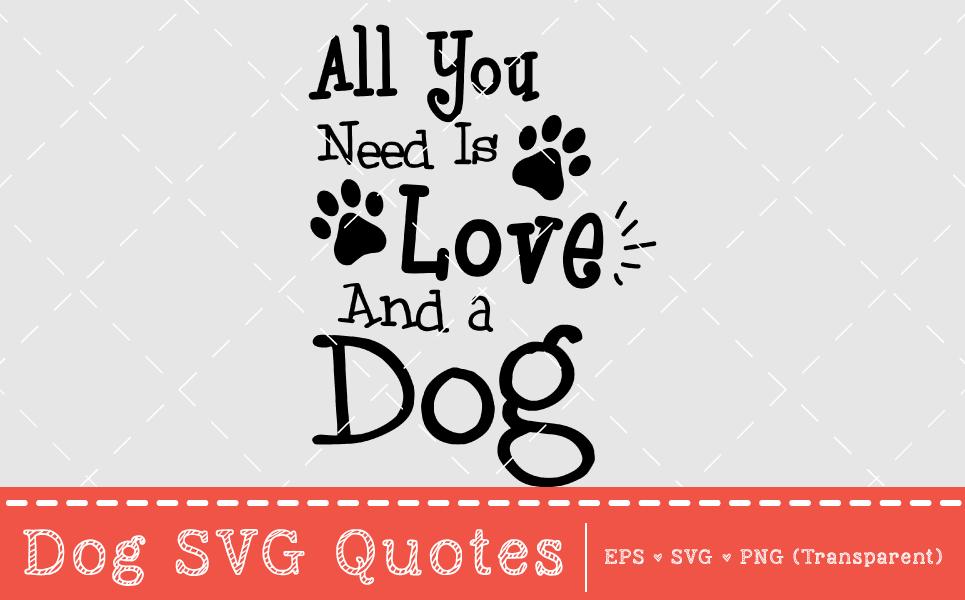 Dog Svg Quotes By Graphics Ninja Thehungryjpeg Com