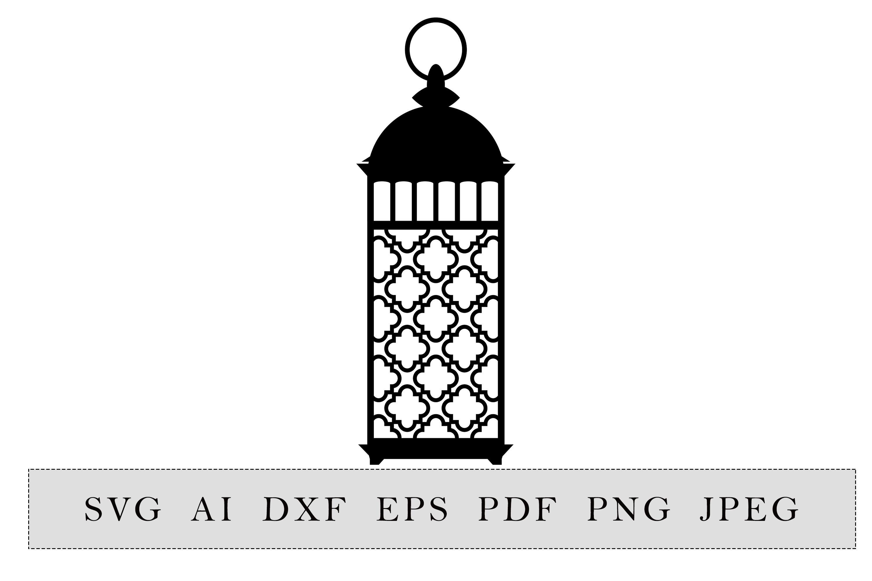 Muslim Lantern On Ramadan Islamic Home Decor By Esha Thehungryjpeg Com