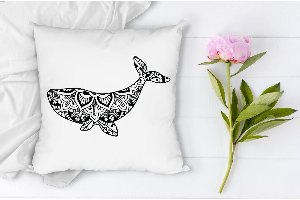 34+ Whale Mandala Svg – SVG Bundles