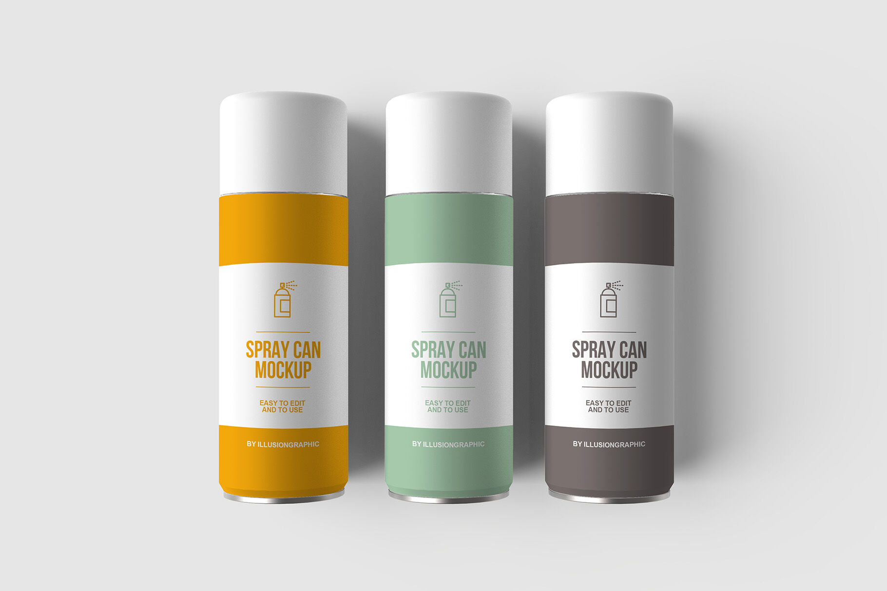 Download Cylinder Mockup Psd Yellowimages