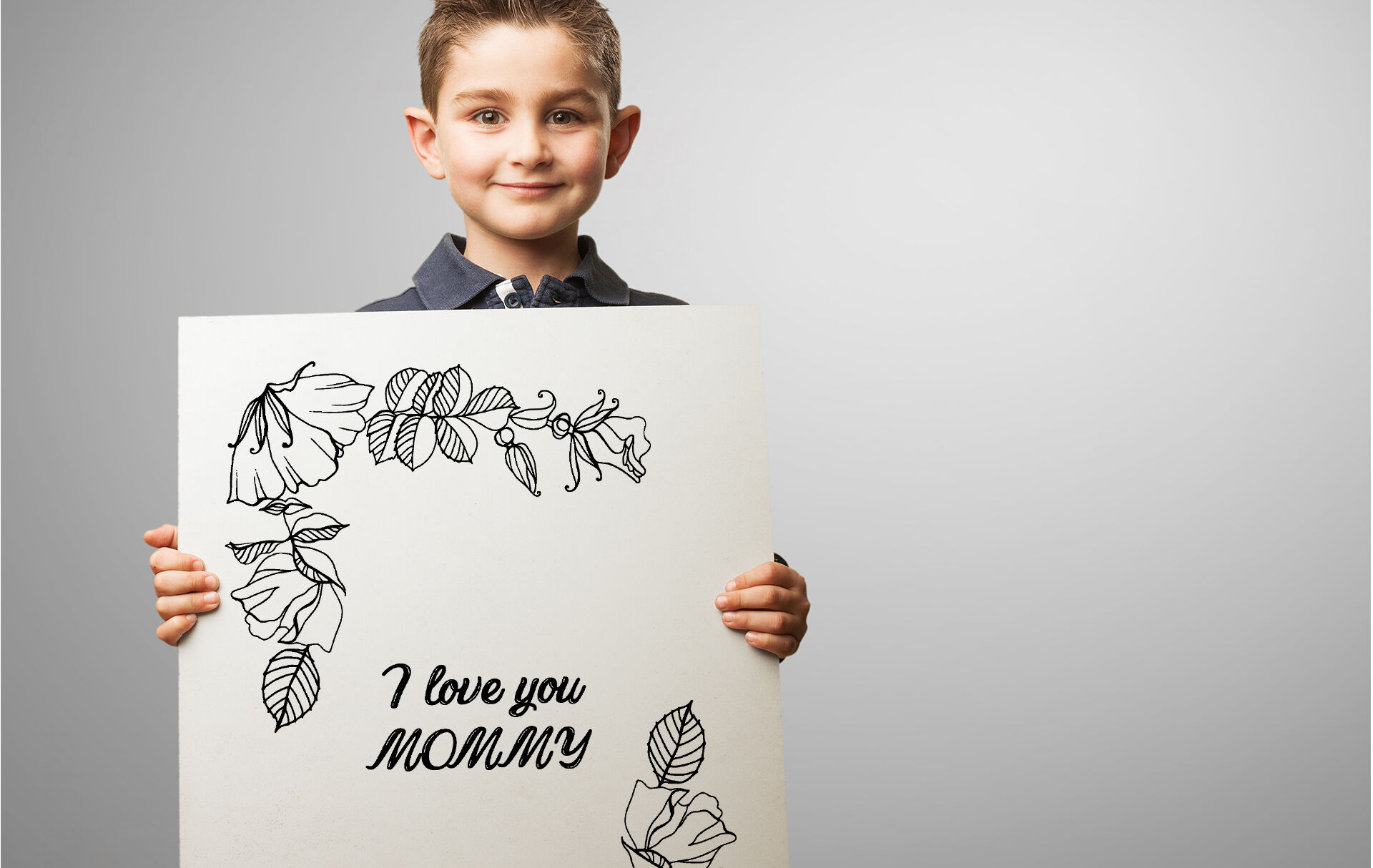 Mom And Baby Coloring Pages By Aquarelloaquarelle Thehungryjpeg Com