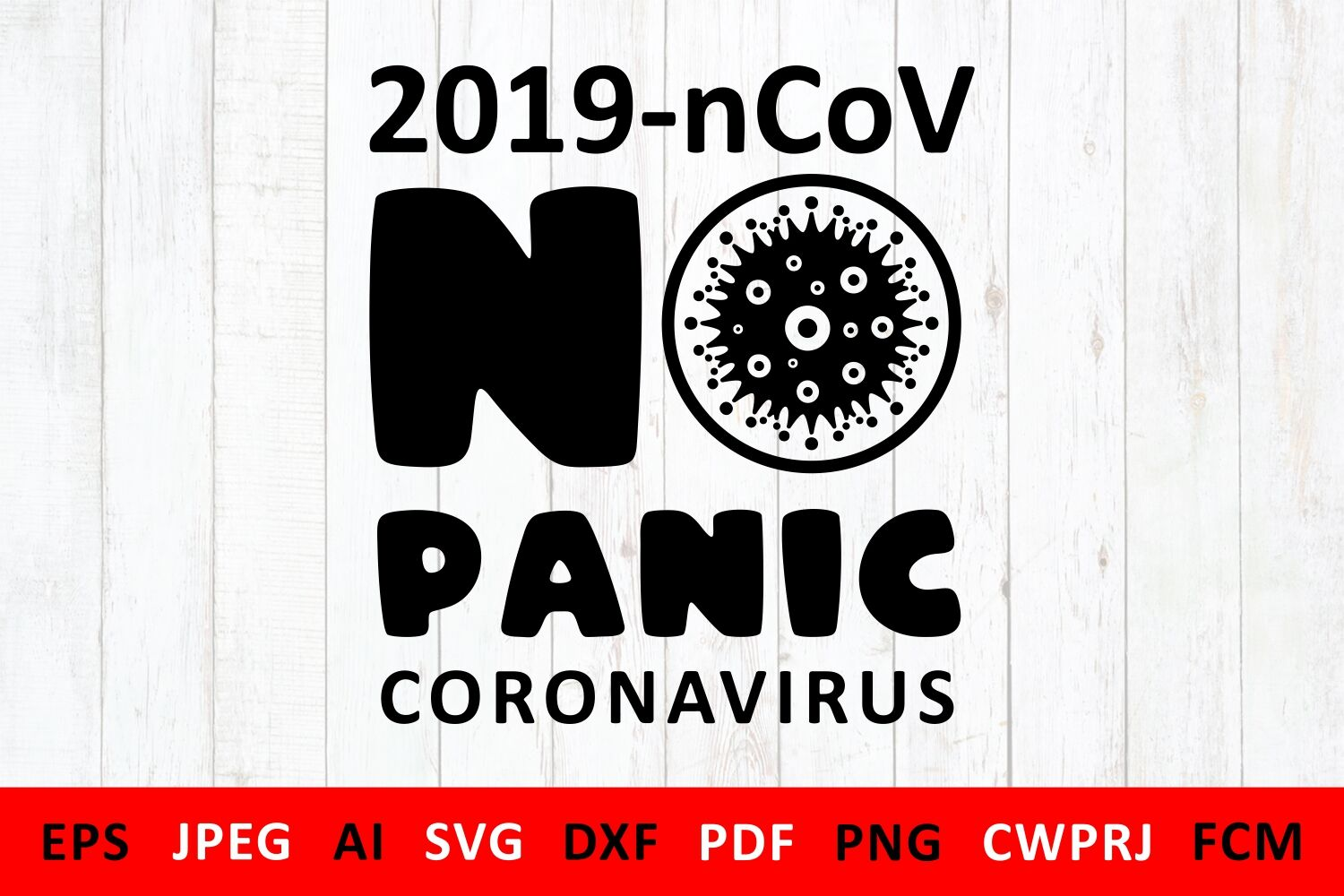 Svg Covid 19 Coronavirus 2019 Ncov For Diy Mask For Volunteers By