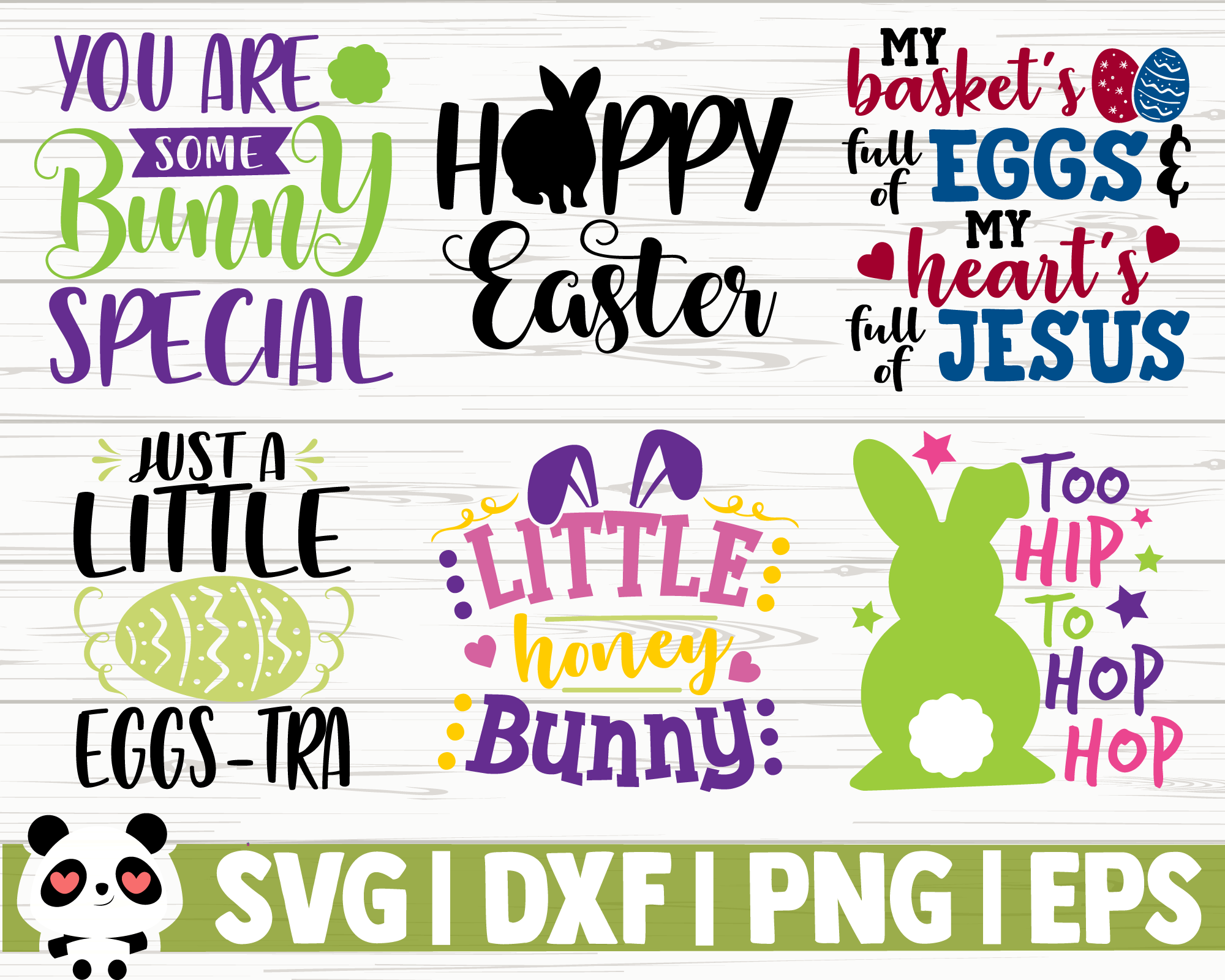 50 Easter Quotes Bundle By Creativedesignsllc Thehungryjpeg Com