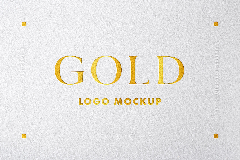 Logo Psd Free Mockup