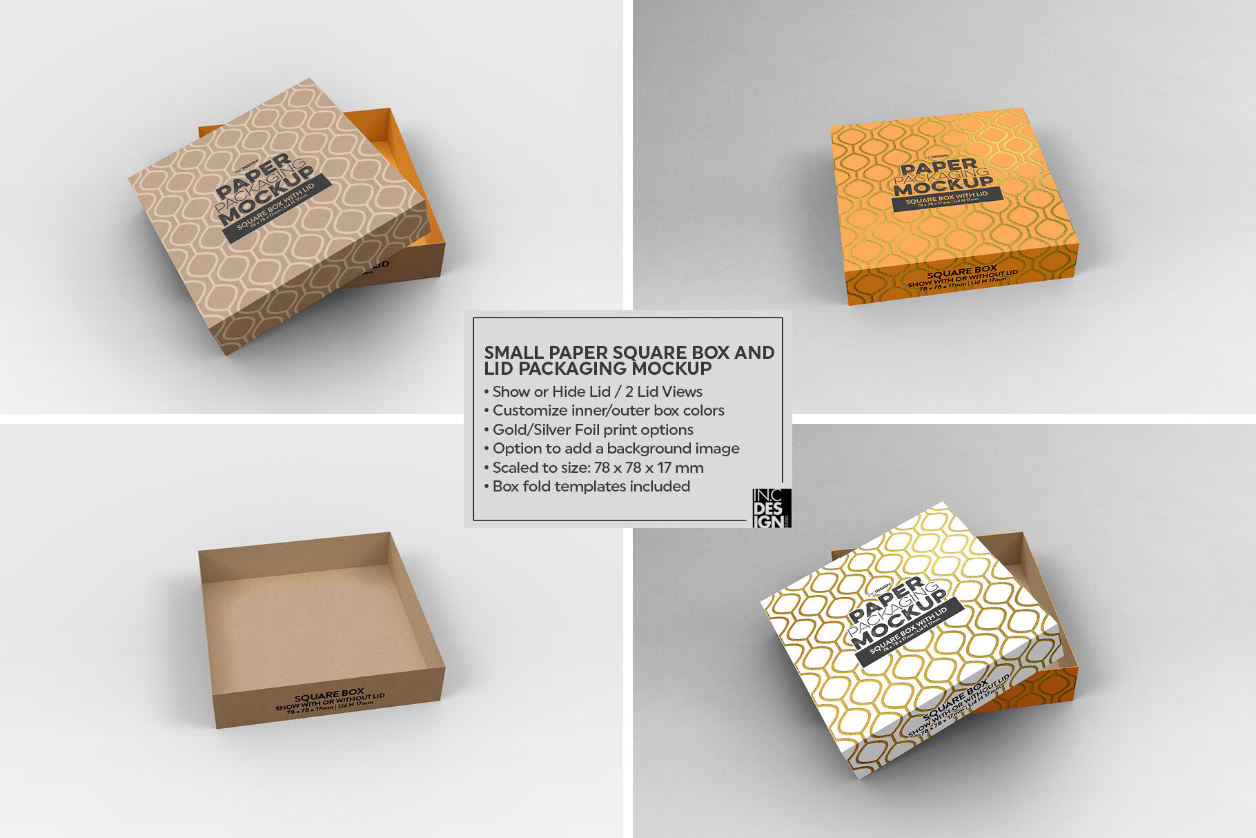 Download Free Square Mockup Psd Yellowimages
