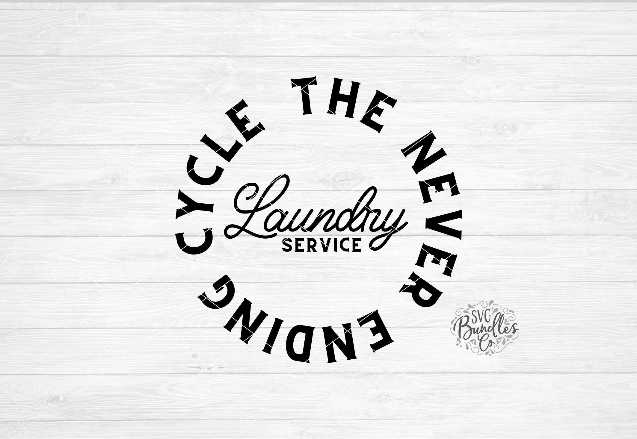 Download Laundry Sign SVG Bundle - SVG - DXF - PNG By SVGBundlesCo ...