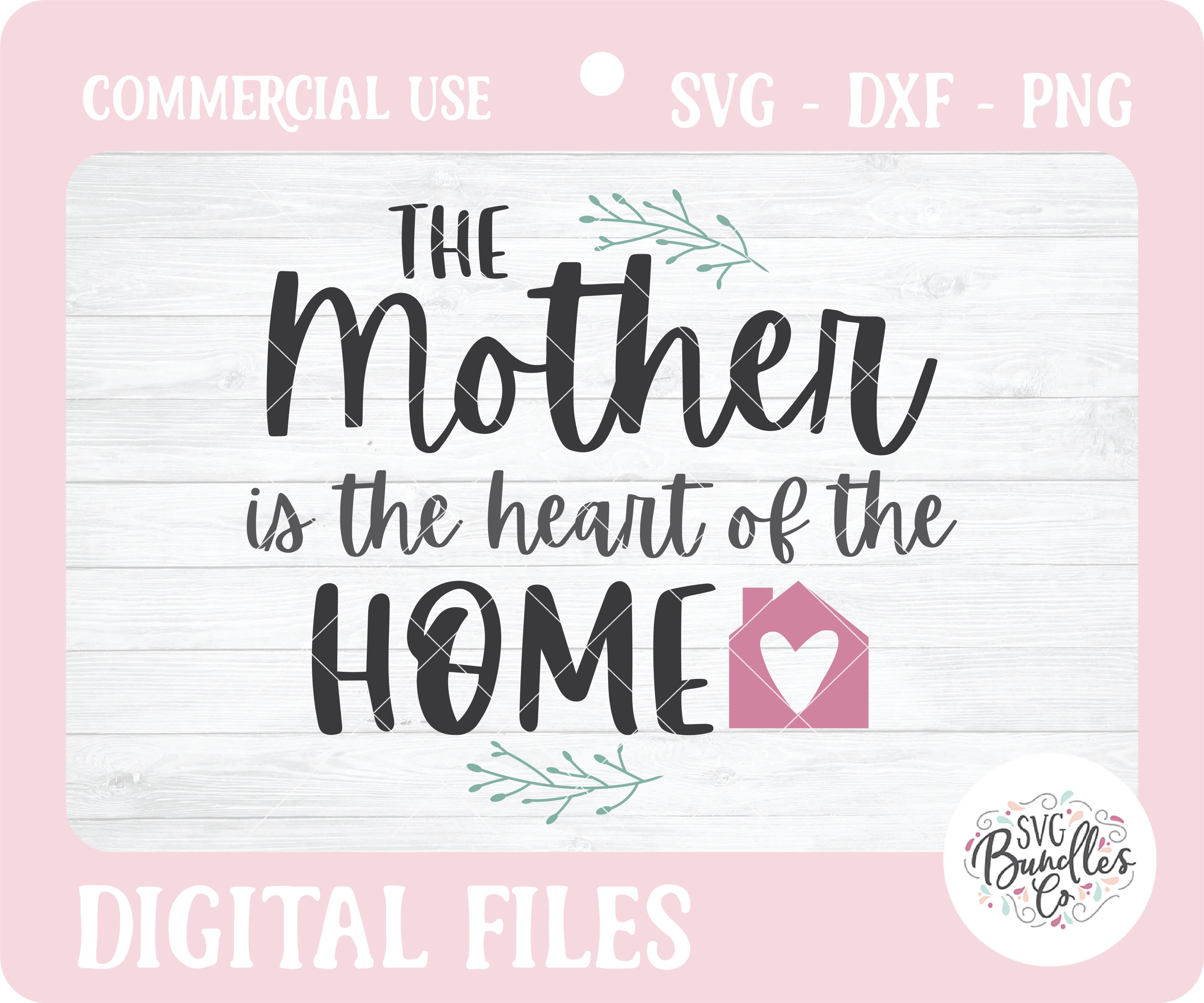 Mother 039 S Day Quotes Bundle 2020 Svg Dxf Png By