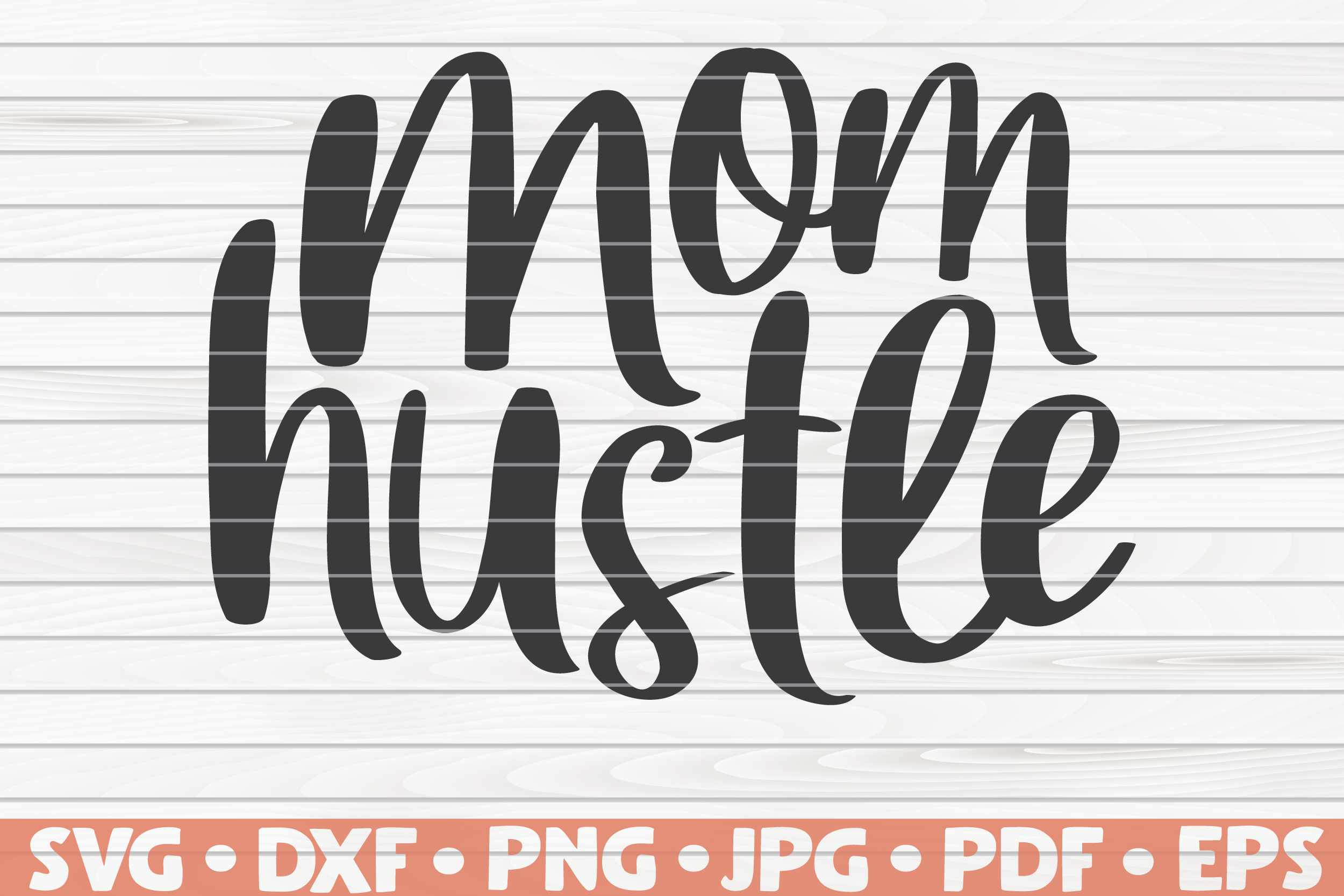 Mom Hustle Svg Mother S Day Funny Sayings By Hqdigitalart