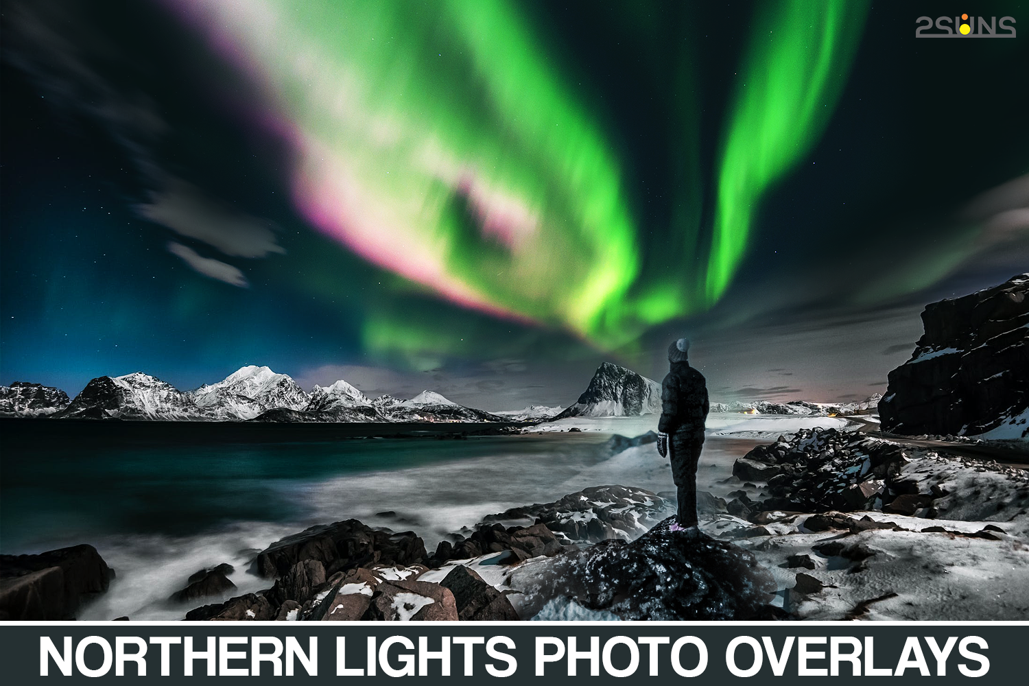 100 Aurora Borealis Photoshop Overlays Northern Lights By 2suns