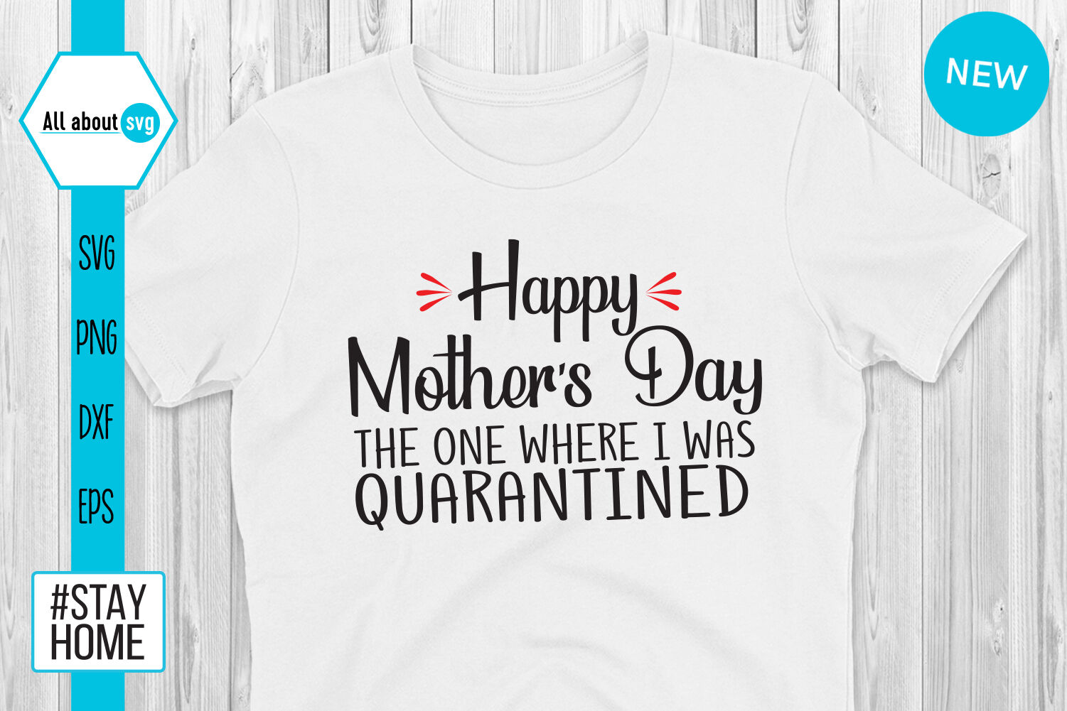 Free Browse our mother day images, graphics, and designs from +79.322 free vectors graphics. Happy Quarantined Mothers Day Svg By All About Svg Thehungryjpeg Com SVG, PNG, EPS, DXF File