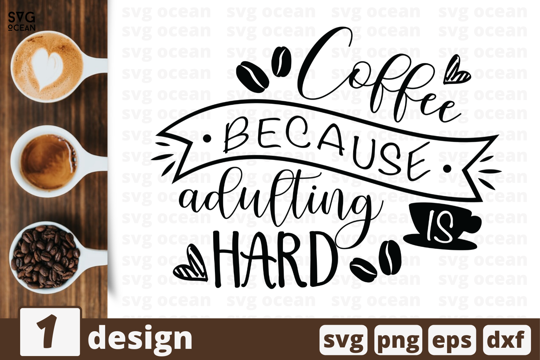 1 Coffee Quote Svg Bundle Coffee Cricut Svg By Svgocean