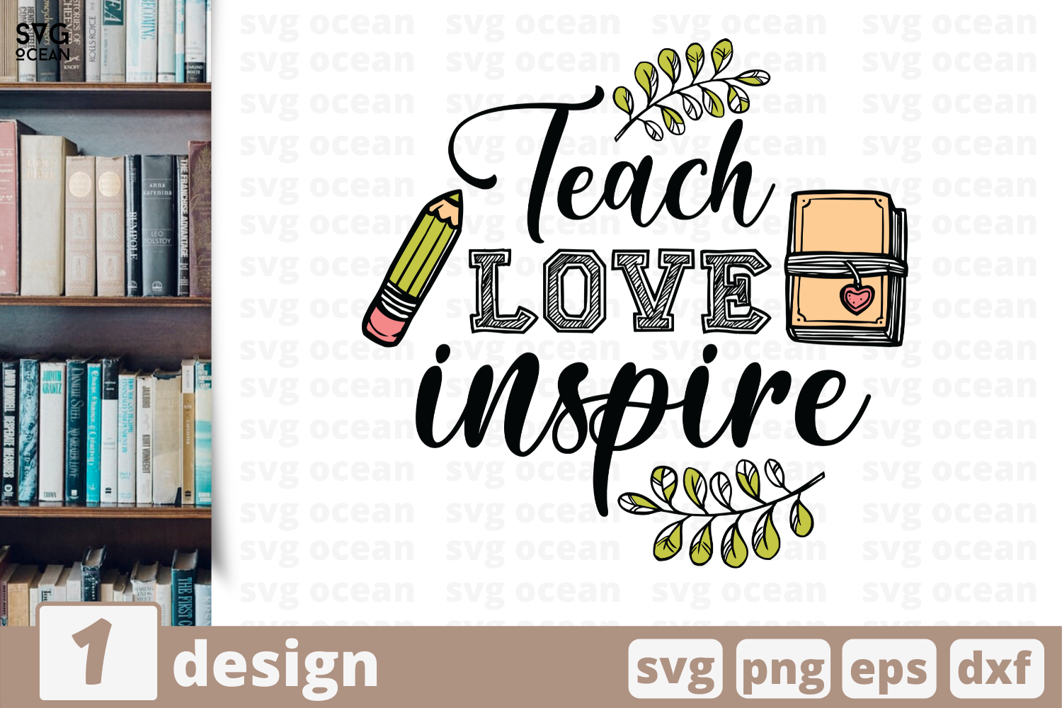 1 Teacher Quote Svg Bundle Teach Cricut Svg By Svgocean