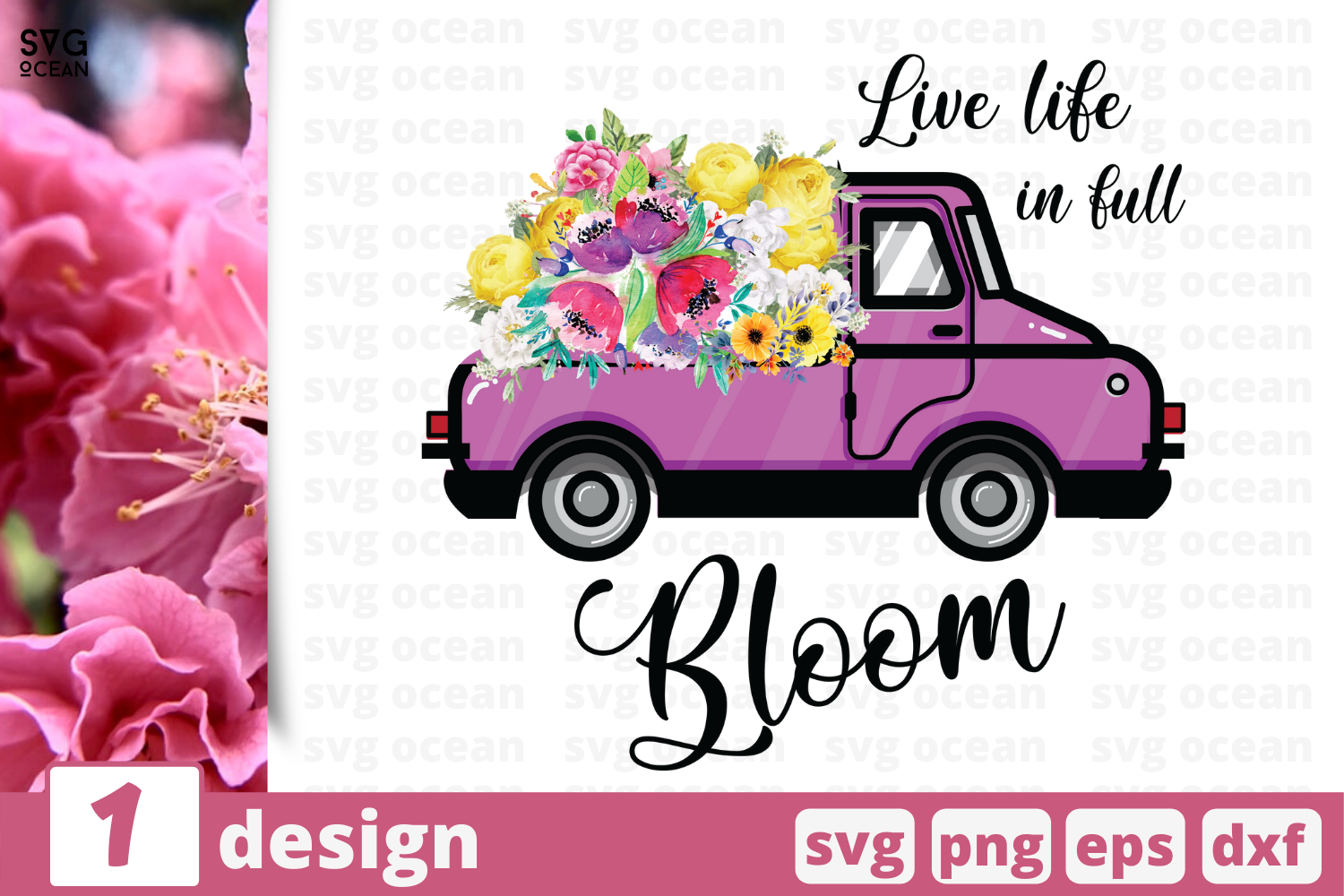 Free Svg Files Hello Svg Free Cricut And Silhouette Bundle Of Flowers Svg