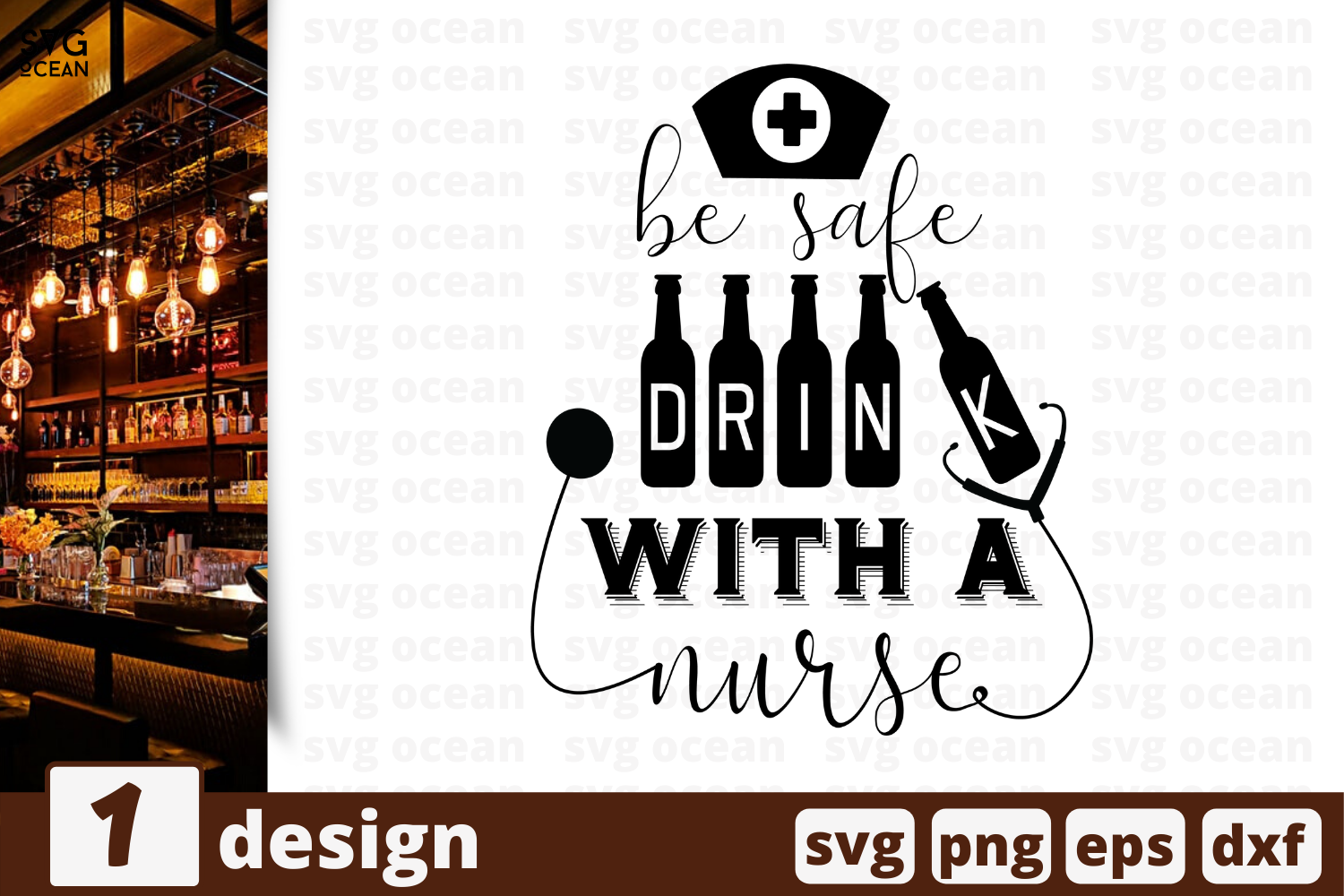 1 Be Safe Svg Bundle Nurse Cricut Svg By Svgocean Thehungryjpeg Com