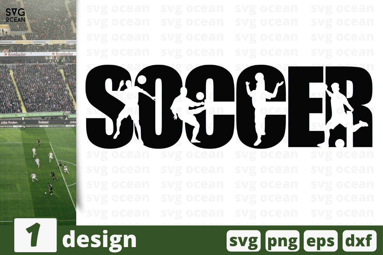 1 Soccer Svg Bundle Sport Cricut Svg By Svgocean Thehungryjpeg Com
