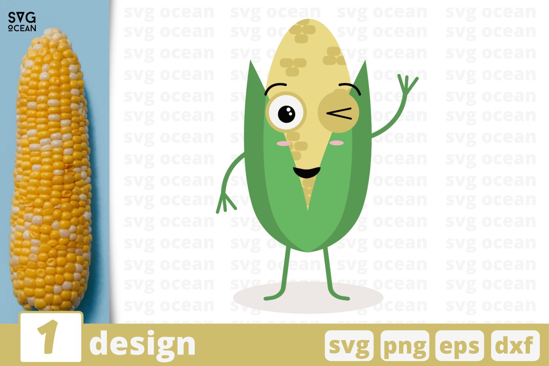 1 Corn Svg Bundle Vegetables Cricut Svg By Svgocean