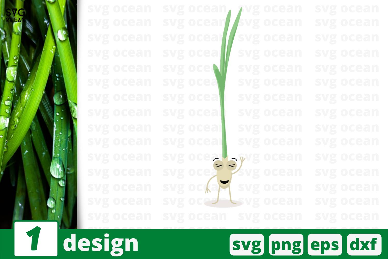 1 Green Onion Svg Bundle Vegetables Cricut Svg By Svgocean